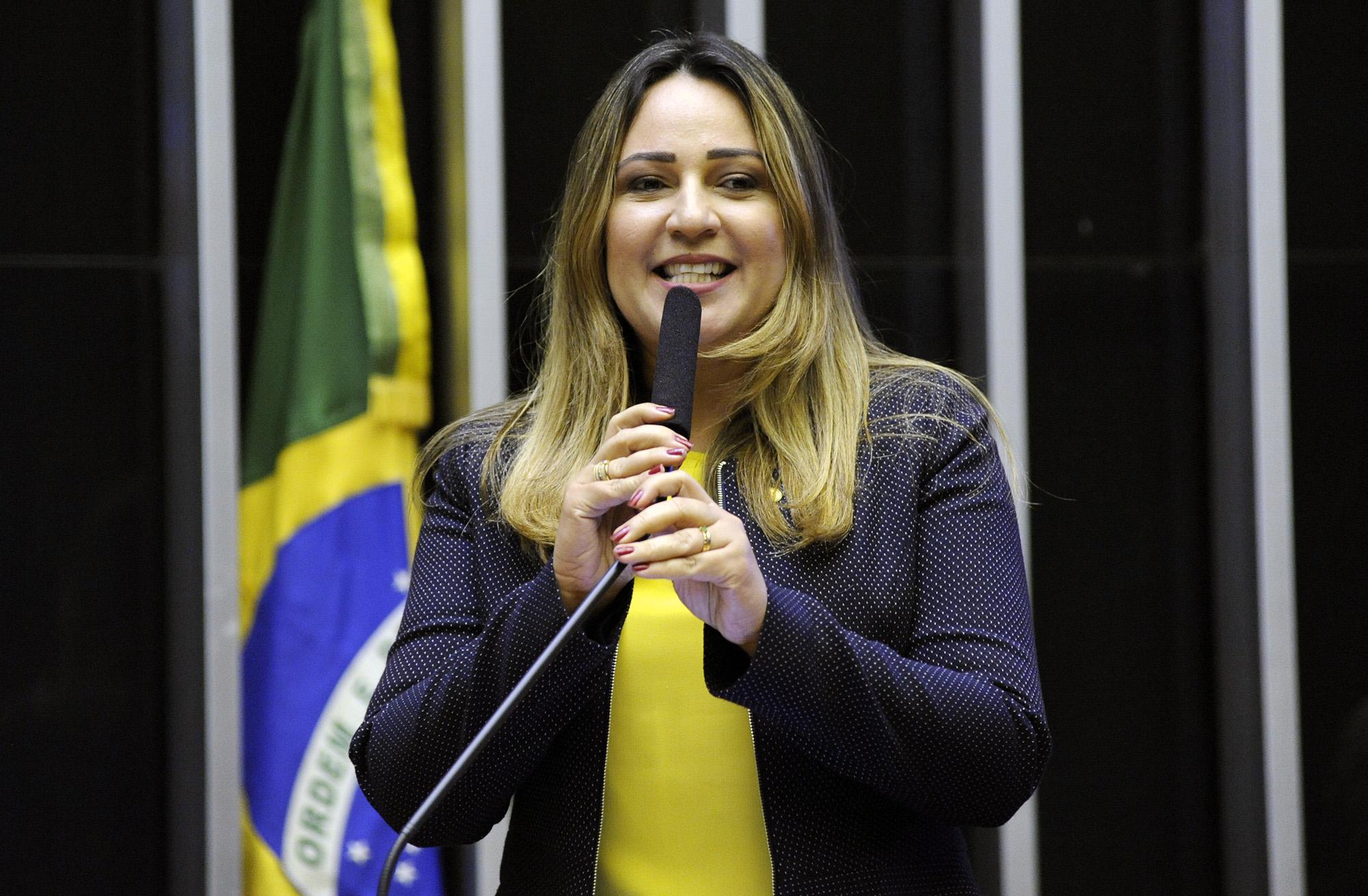 Entrega do Prêmio Brasil Mais Inclusão. Dep. Rejane Dias (PT - PI)