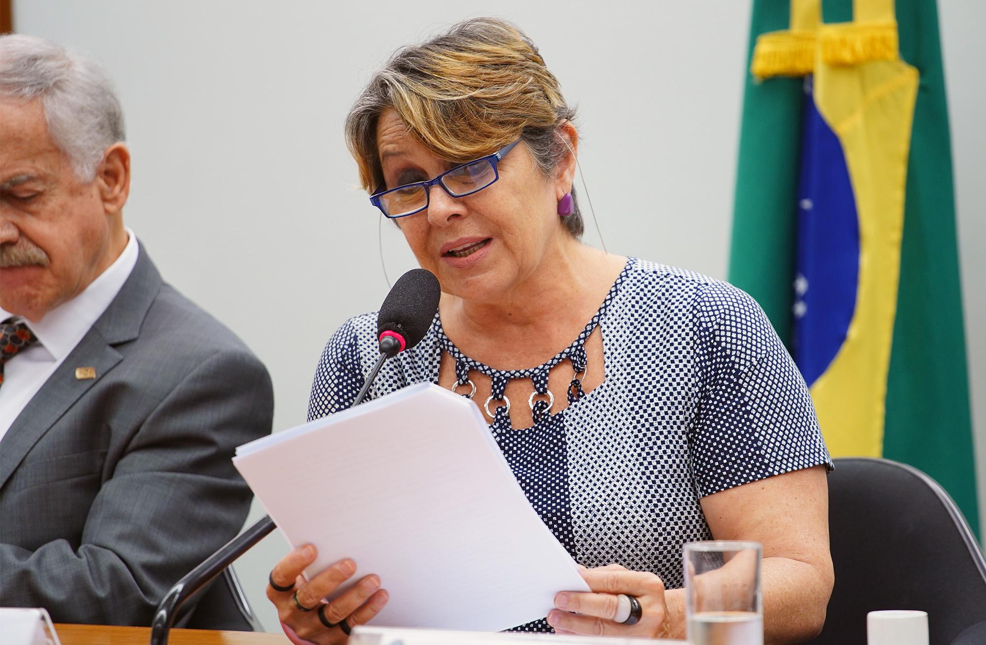 Audiência pública para discutir denúncias no âmbito da EMBRAPA. Dep. Érika Kokay (PT - DF)