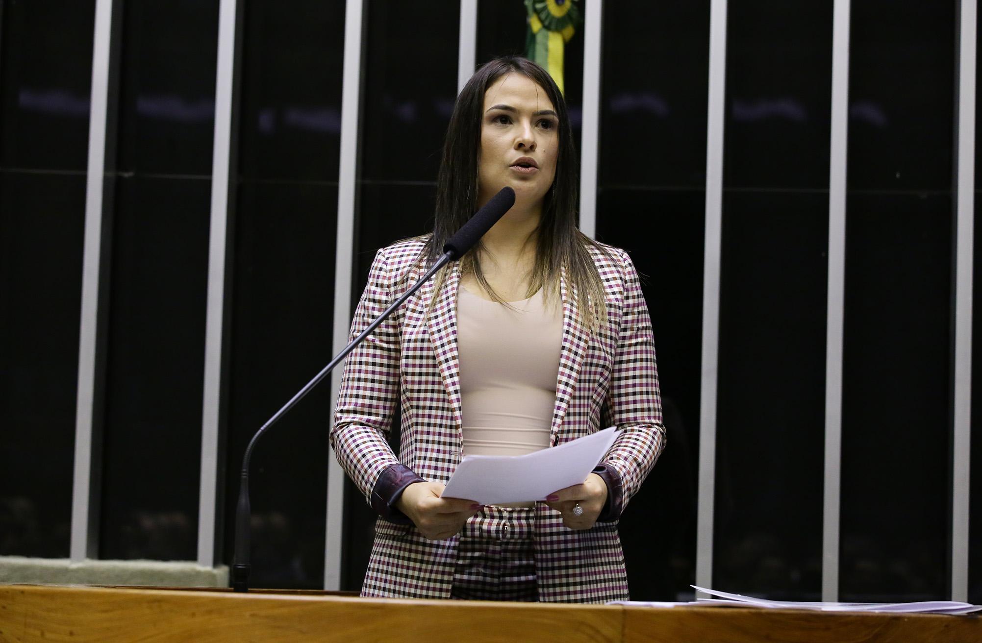 Ordem do dia para votação e discussão de diversos projetos. Dep. Bruna Furlan(PSDB - SP)