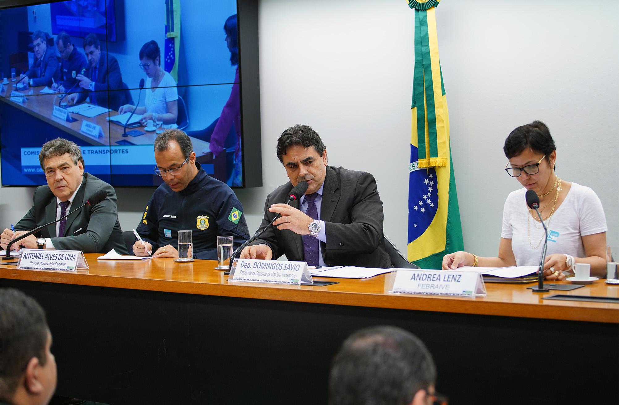 Audiência pública sobre a implementação da Resolução n. 729, de 06 de março de 2018, do Conselho Nacional de Trânsito (Placas de Veículos padrão Mercosul)