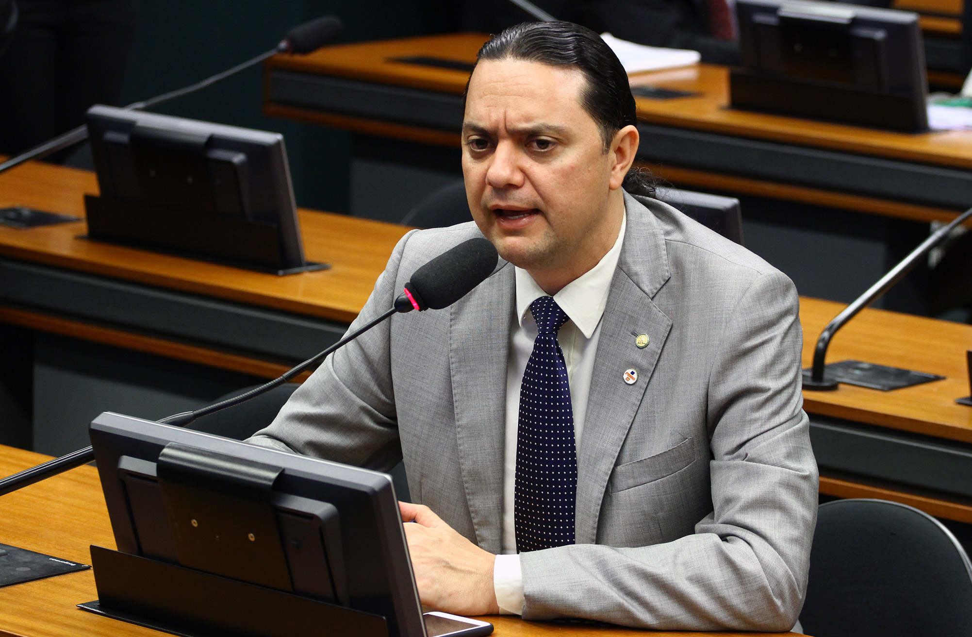 Reunião ordinária. Dep. Weliton Prado (PROS - MG)