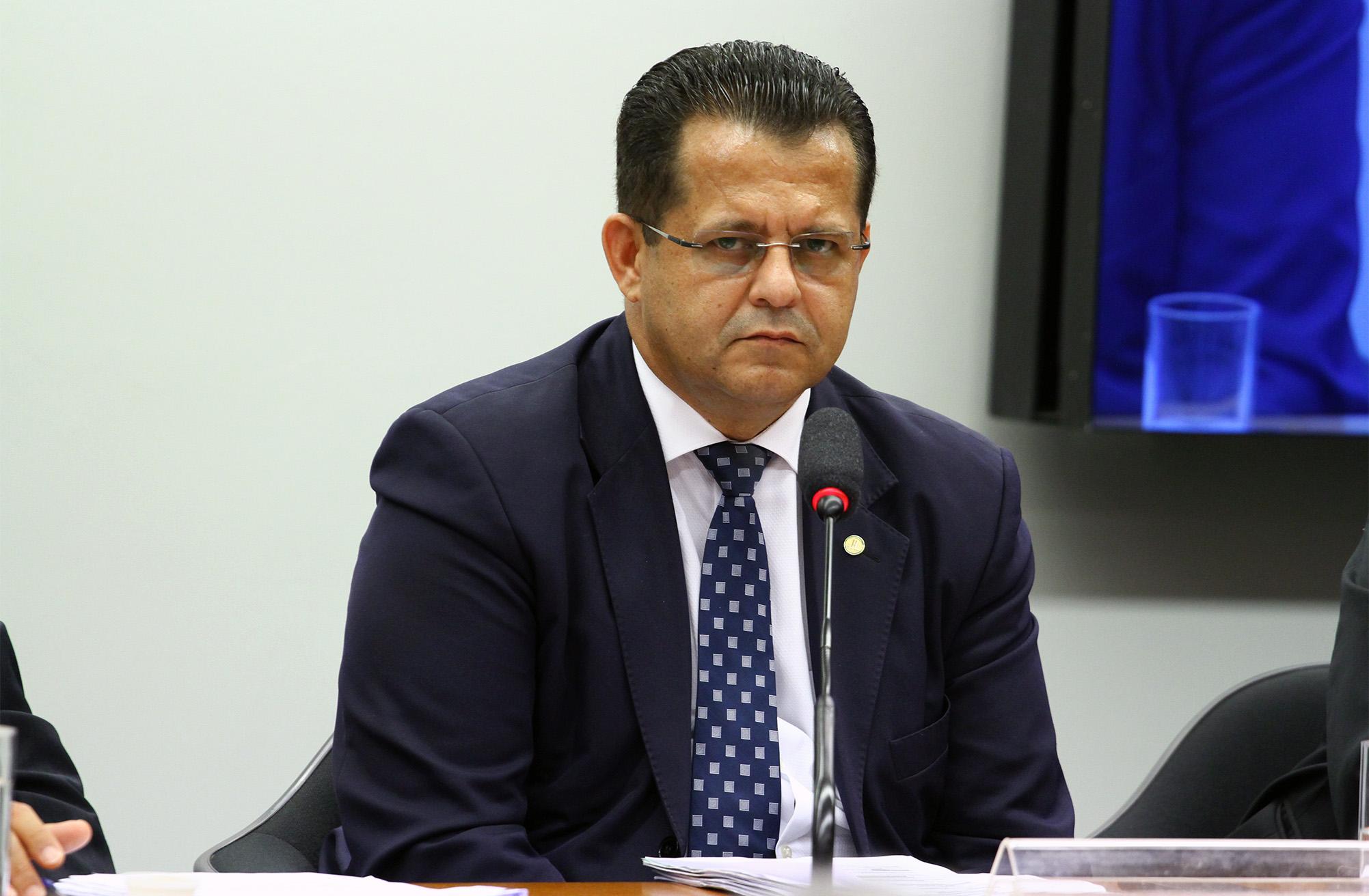 Reunião ordinária. Dep. Valtenir Pereira (MDB - MT)