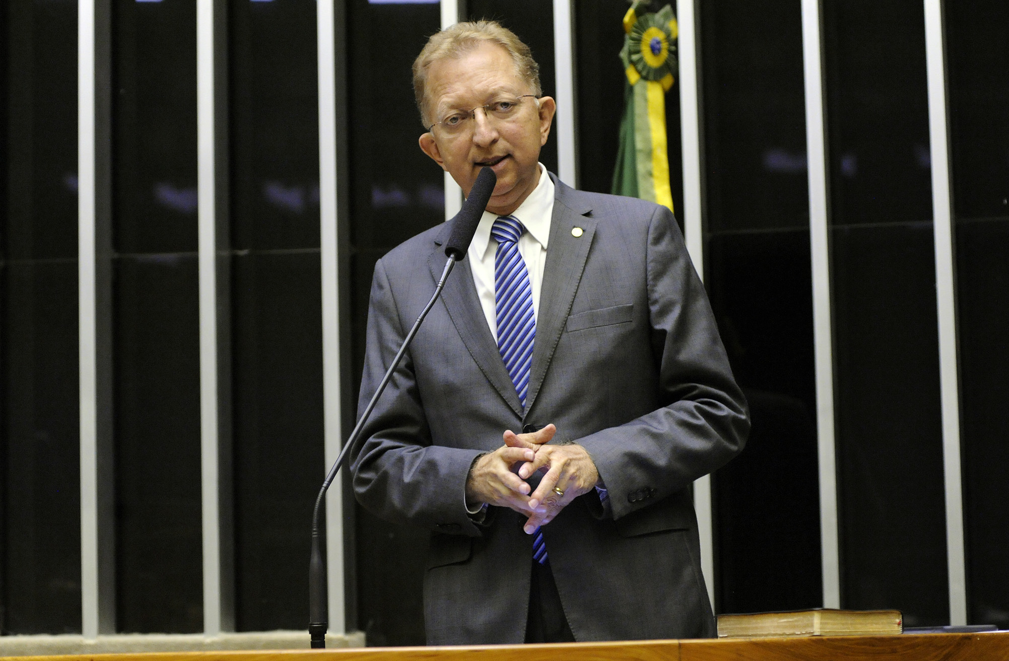 Homenagem ao Dia da Bíblia. Dep. João Campos (PRB - GO)