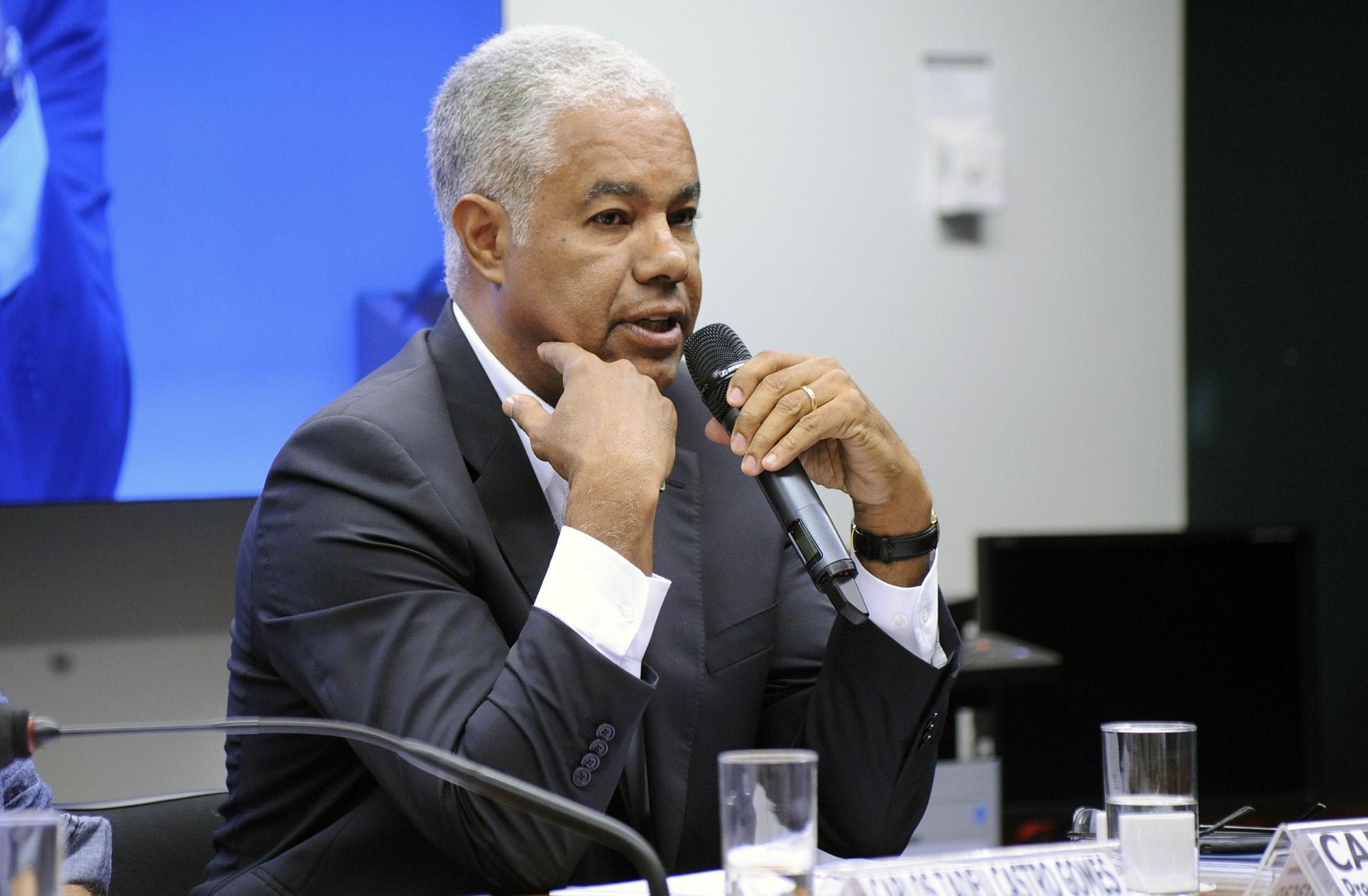 Audiência Pública. Presidente em Exercício da Terracap, CARLOS LEAL