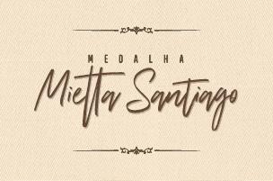 Prêmio Mietta santiago