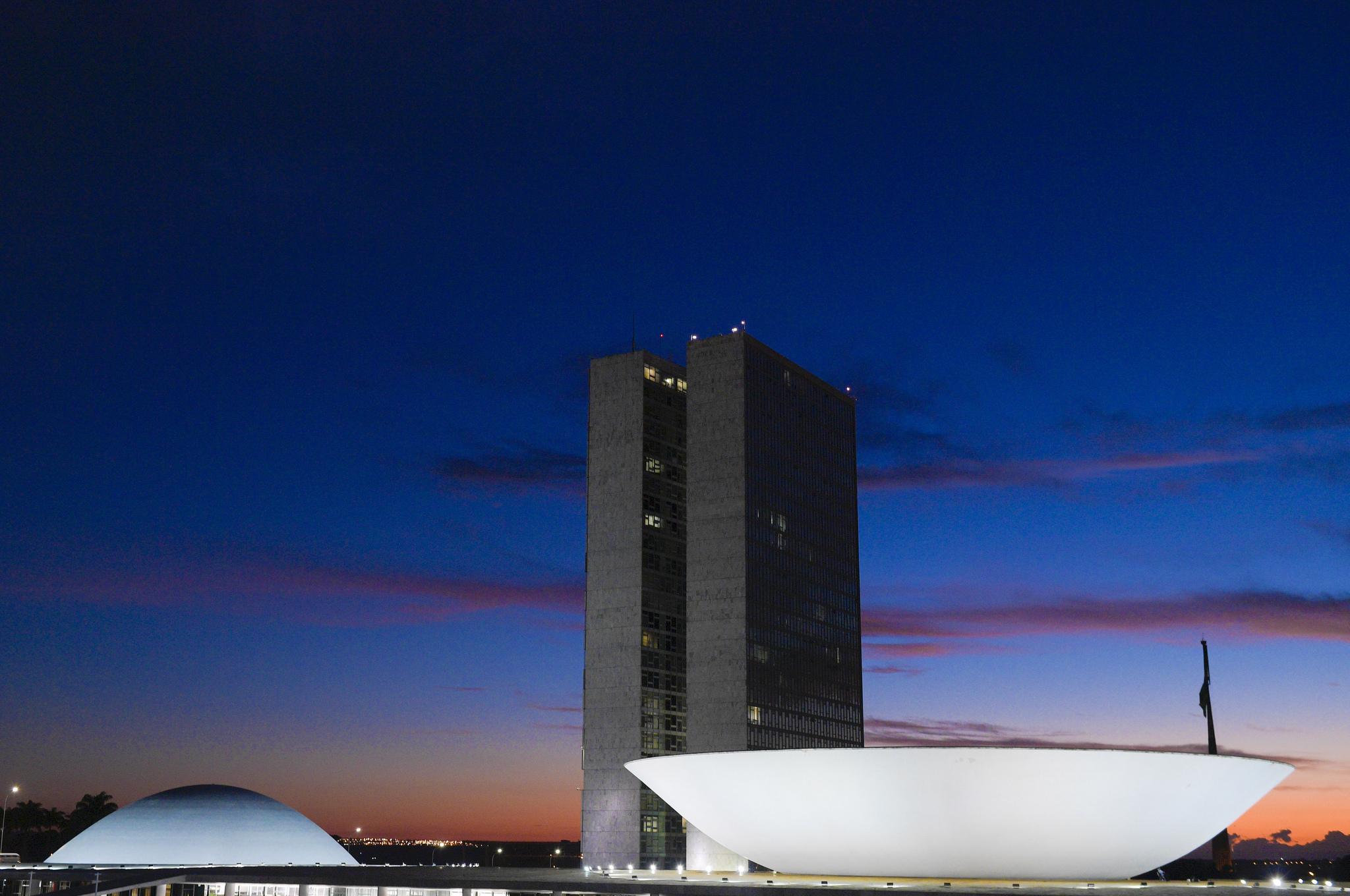 Brasília - Congresso - Congresso Nacional Poder Legislativo