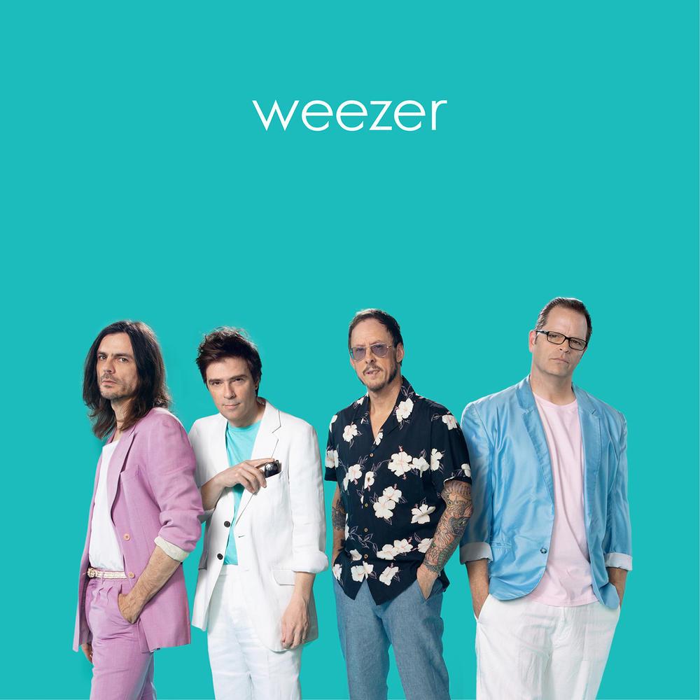 Faixa Contemporânea, 25/01/2019 - Weezer, Teal Album