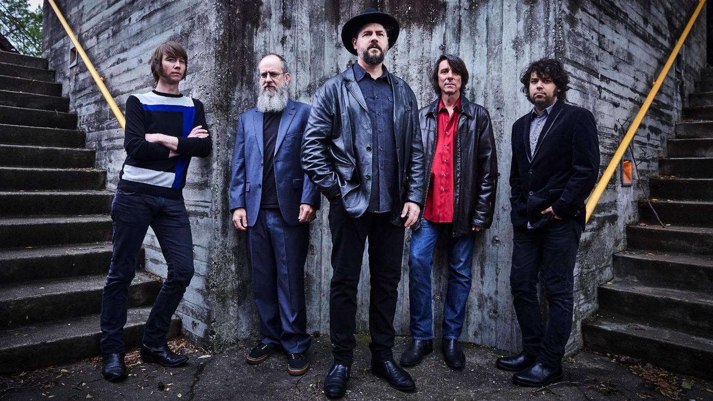 Memória do Rock, 02/02/2019 - Drive-By Truckers