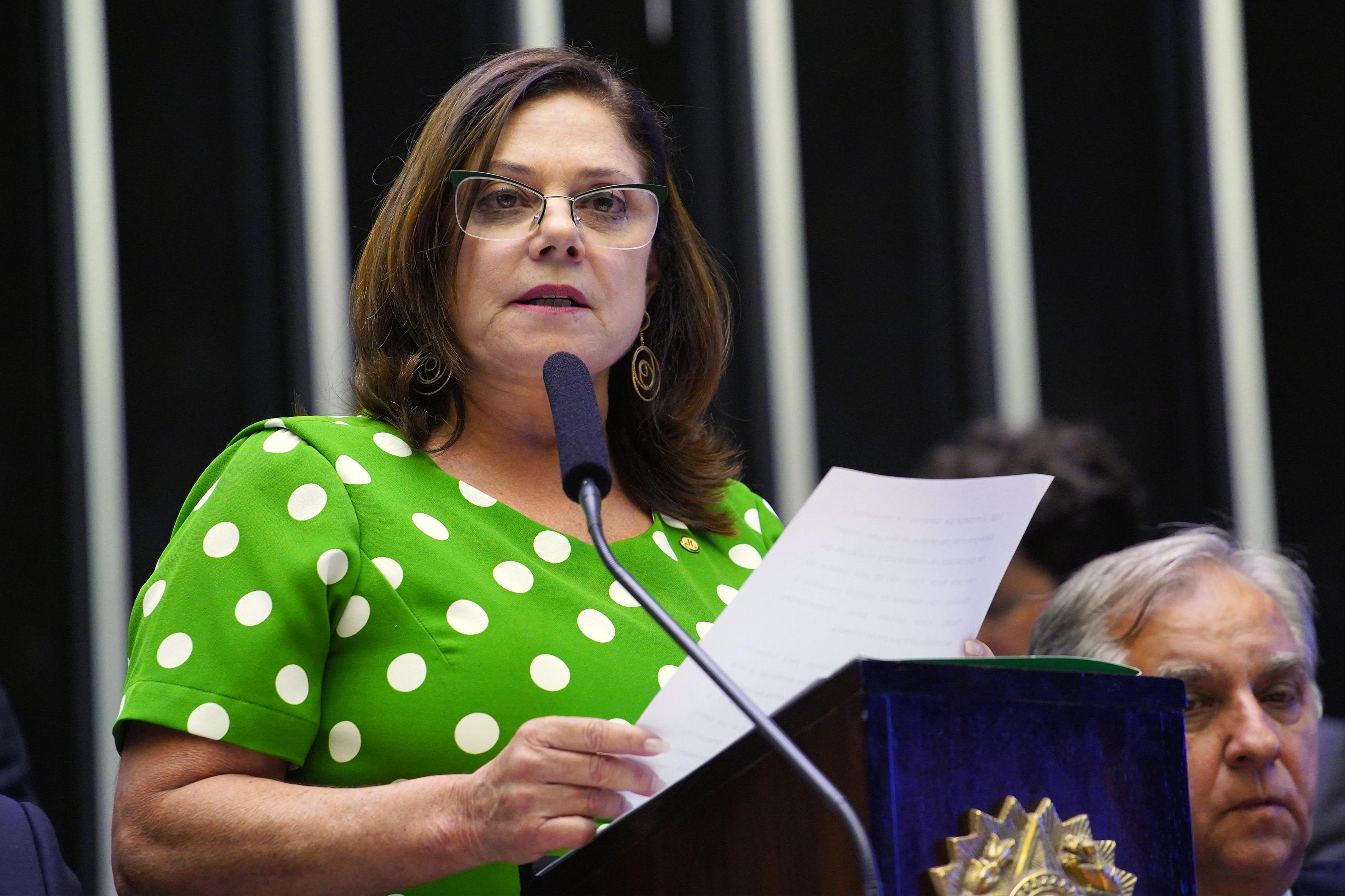 O Congresso Nacional inicia hoje os trabalhos legislativos de 2019, em sessão solene conjunta da Câmara e do Senado. 1ª secretária da câmara dos deputados, dep. Soraya Santos (PR-RJ)