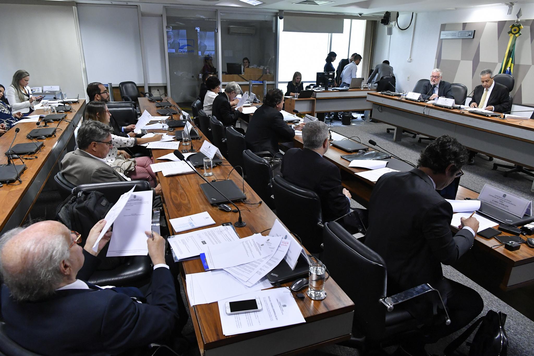 Fotos do dia - Conselho de Comunicação Social
