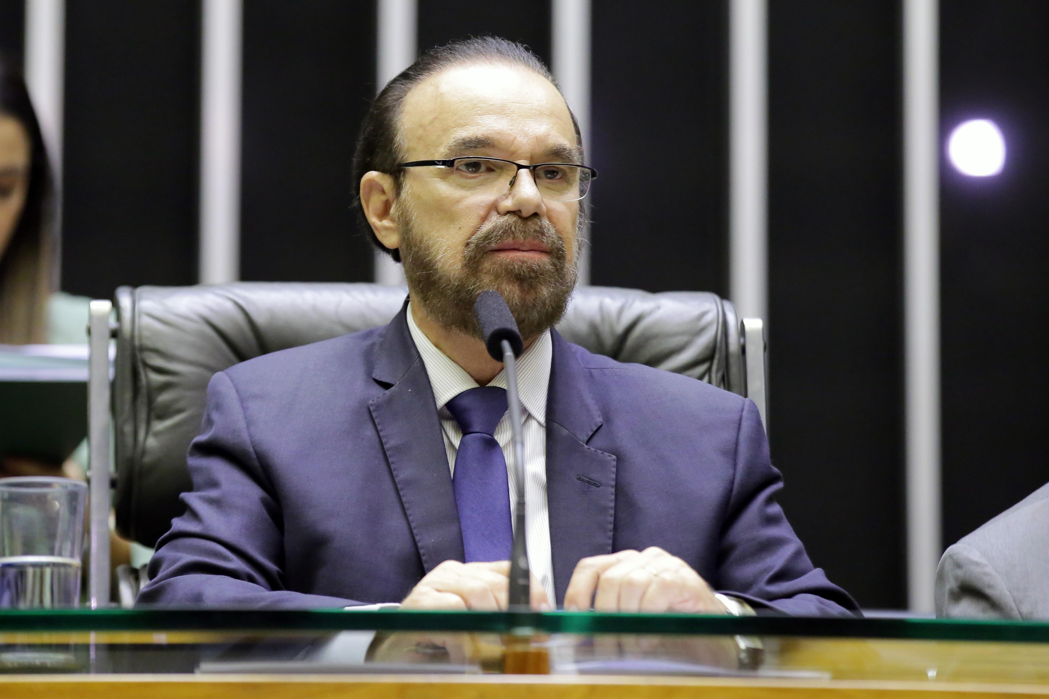 Comissão geral para discutir sobre as circunstâncias e responsabilidades do rompimento da barragem da Mina do Córrego do Feijó, em Brumadinho, MG. Dep. Lincoln Portela (PR - MG)