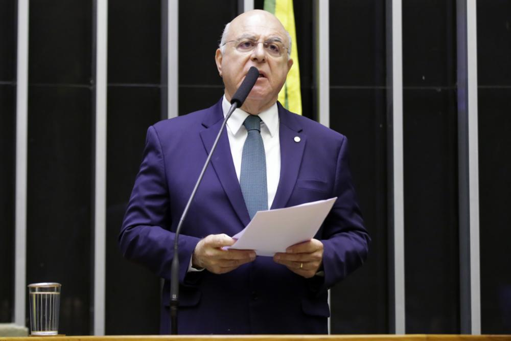 Comissão geral para discutir sobre as circunstâncias e responsabilidades do rompimento da barragem da Mina do Córrego do Feijó, em Brumadinho, MG. Dep. Arnaldo Jardim (PPS - SP)