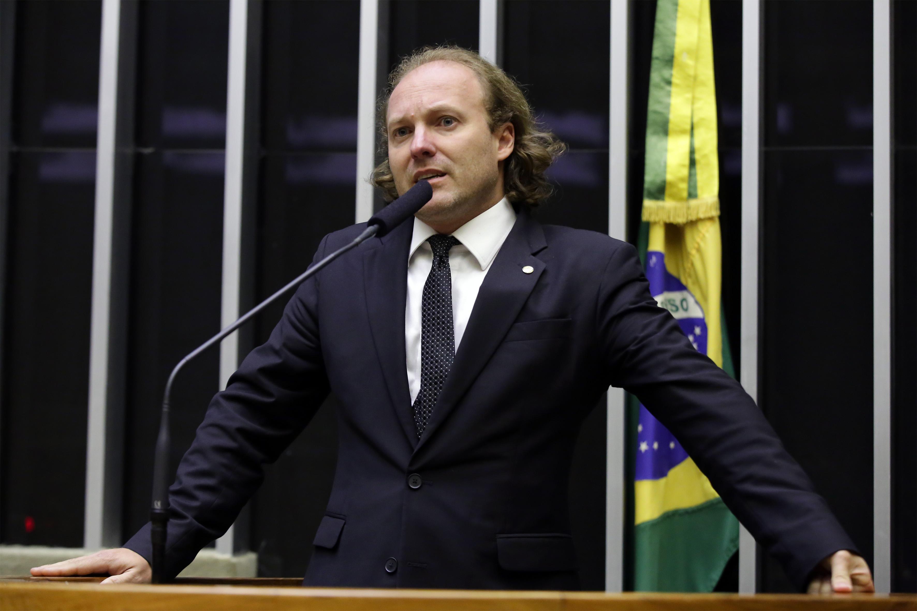 Comissão geral para discutir sobre as circunstâncias e responsabilidades do rompimento da barragem da Mina do Córrego do Feijó, em Brumadinho, MG. Dep. Rodrigo Agostinho (PSB - SP)