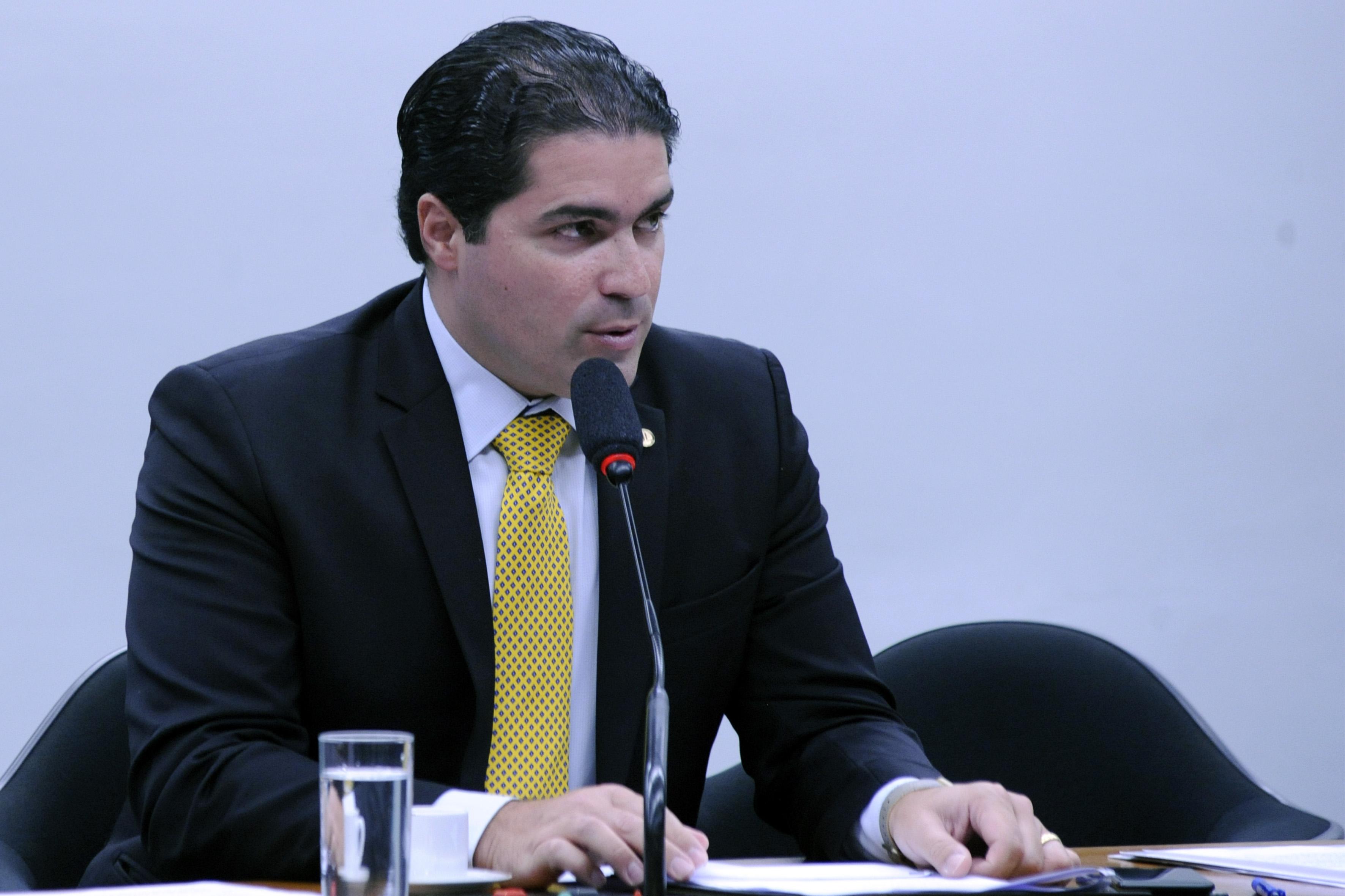 Audiência pública e reunião ordinária (deliberação de requerimentos). Dep. Newton Cardoso Jr (MDB - MG)