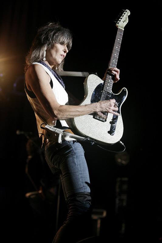 Memória do Rock, 09/03/2019 - Chrissie Hynde, 2013