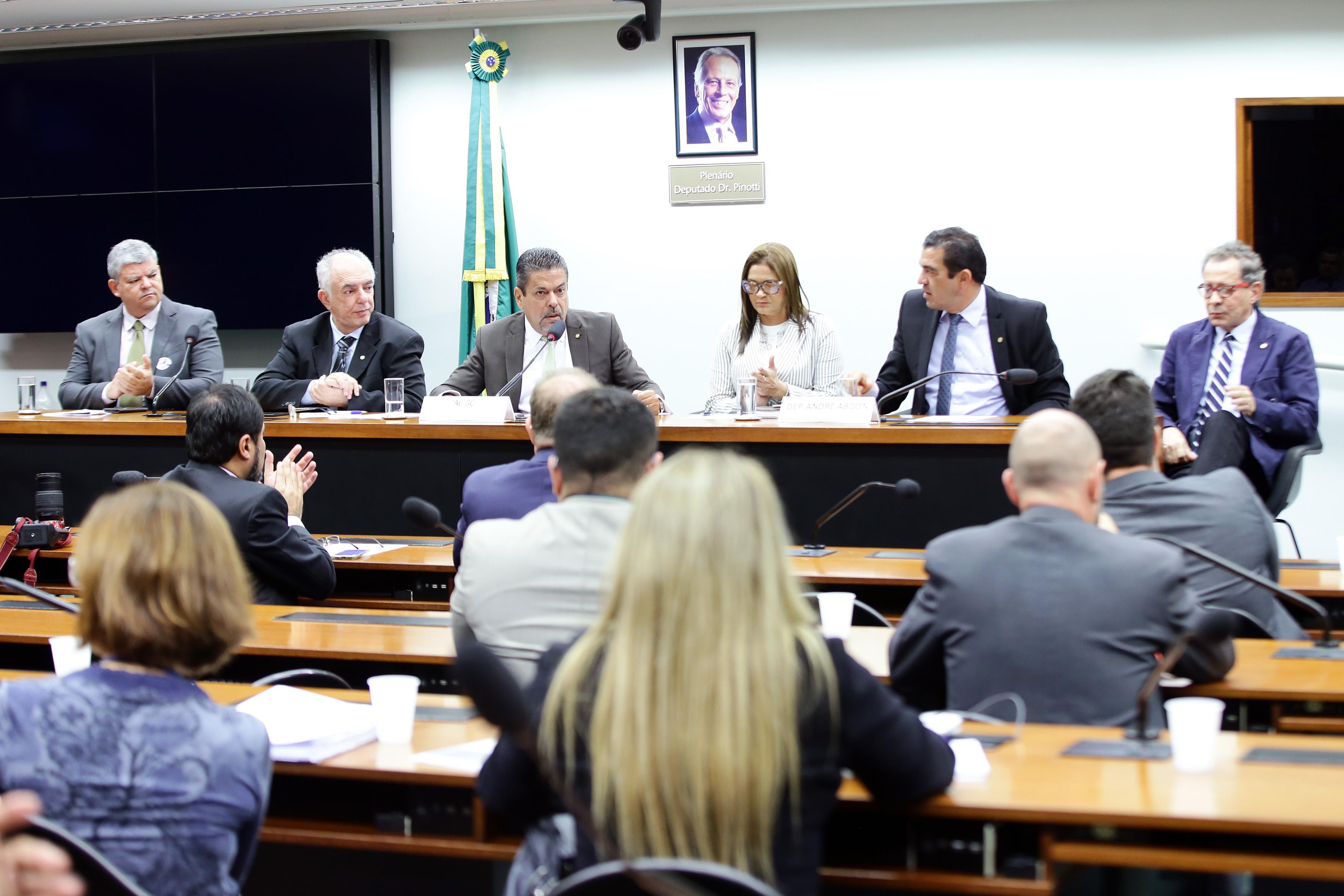 Bancadas de Roraima, Amapá e Rondônia