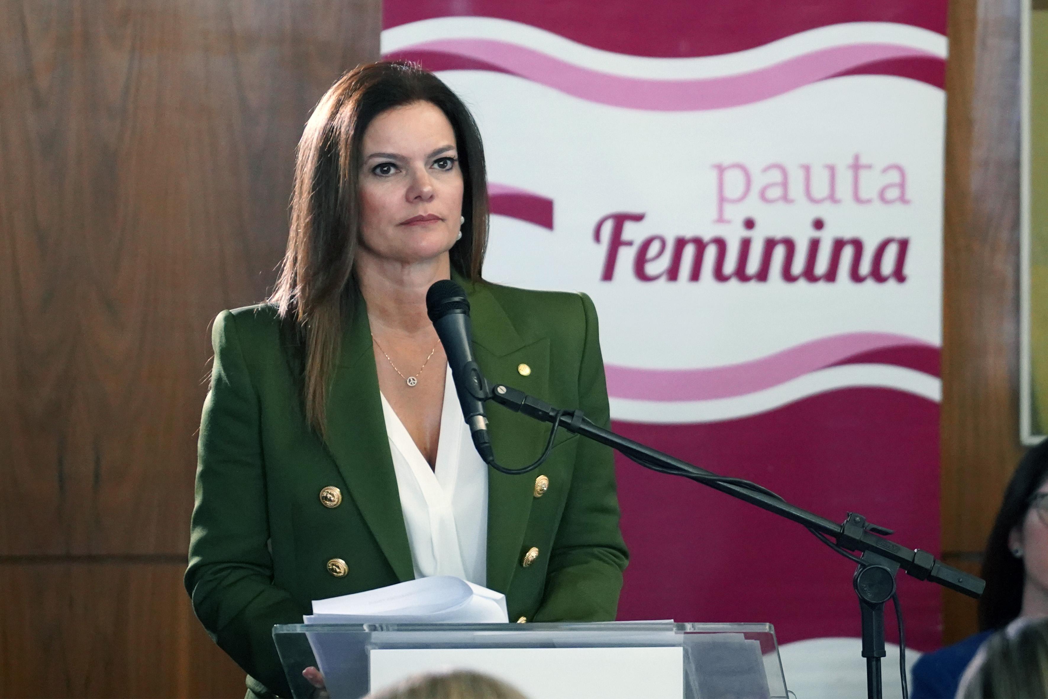 """Pauta Feminina """"Mais Mulheres na Política"""". Dep. Iracema Portela (PP - PI)"""