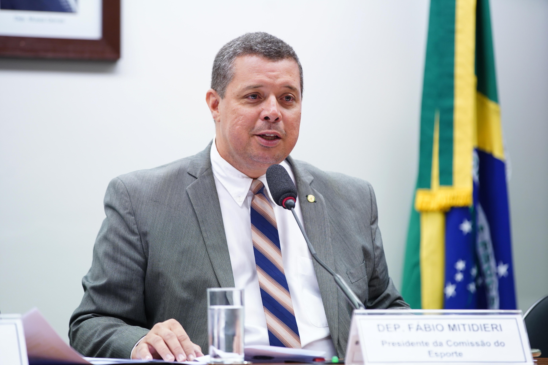 Reunião. Dep. Fábio Mitidieri (PSD - SE)