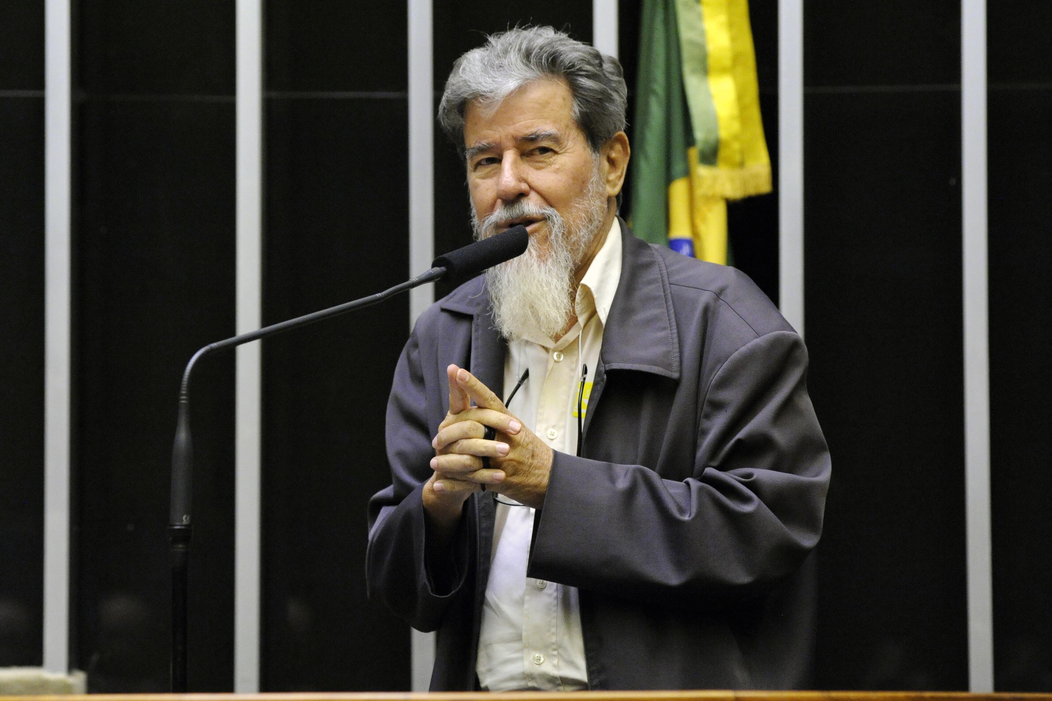 Homenagem ao Dia Internacional do Direito à Verdade. Ex- Deputado e Ex-Preso Político - Representando o Comitê pela Memória, Verdade e Justiça do Distrito Federal, Sr. Gilnei Viana