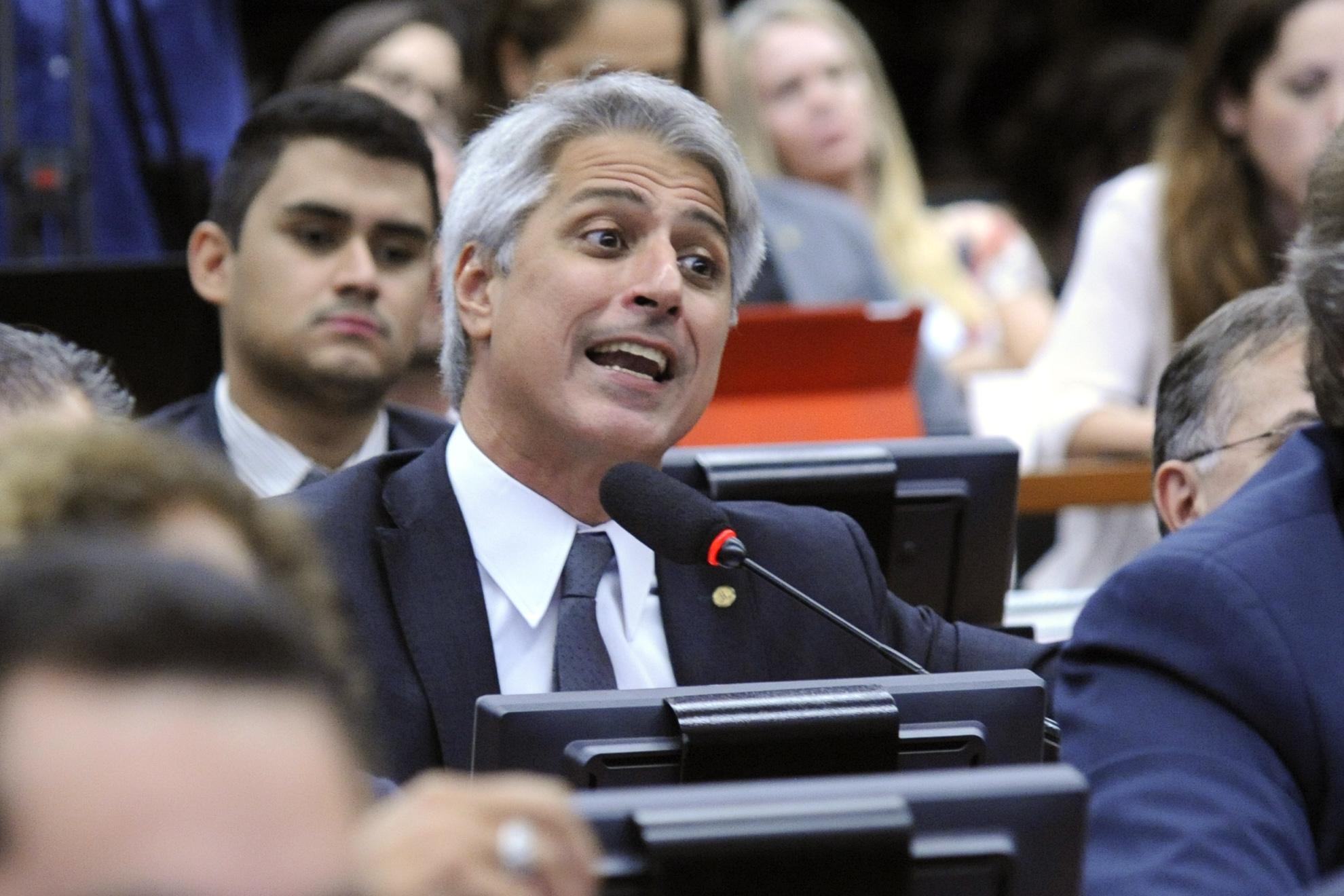 Audiência pública sobre a reforma da Previdência. Dep. Alessandro Molon (PSB - RJ)