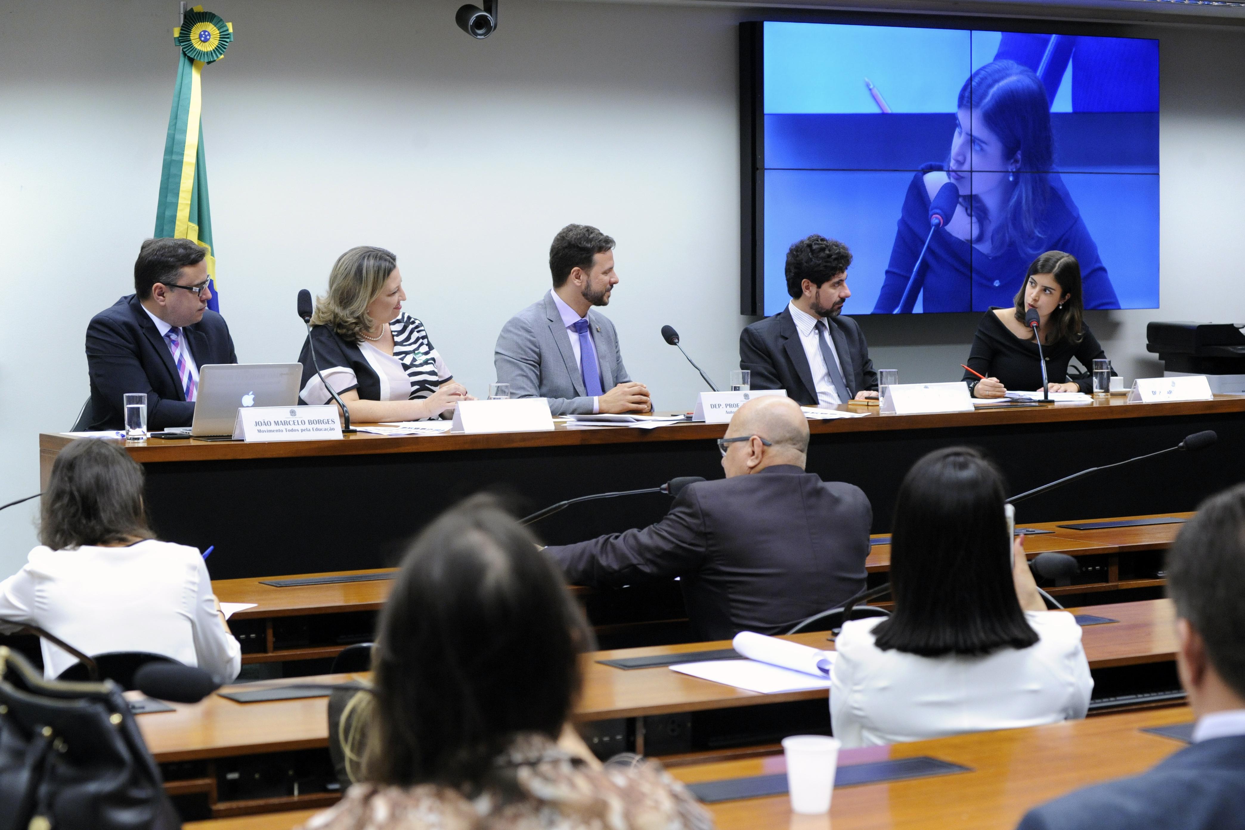 Audiência pública (interativa) sobre a violência nas escolas e medidas preventivas