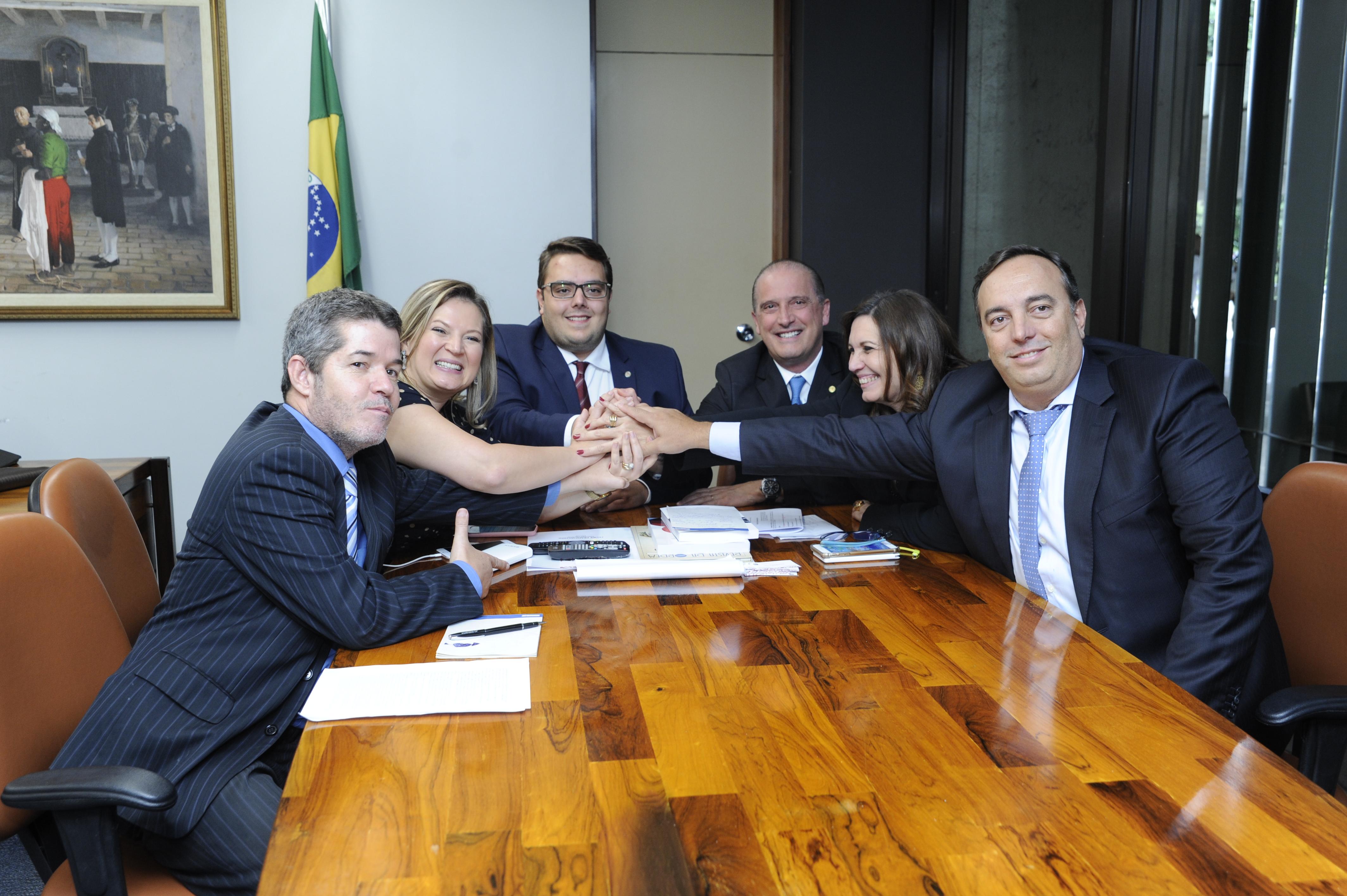 Dep. Delegado Marcelo Freitas (PSL-MG) é escolhido relator da reforma da Previdência na CCJC
