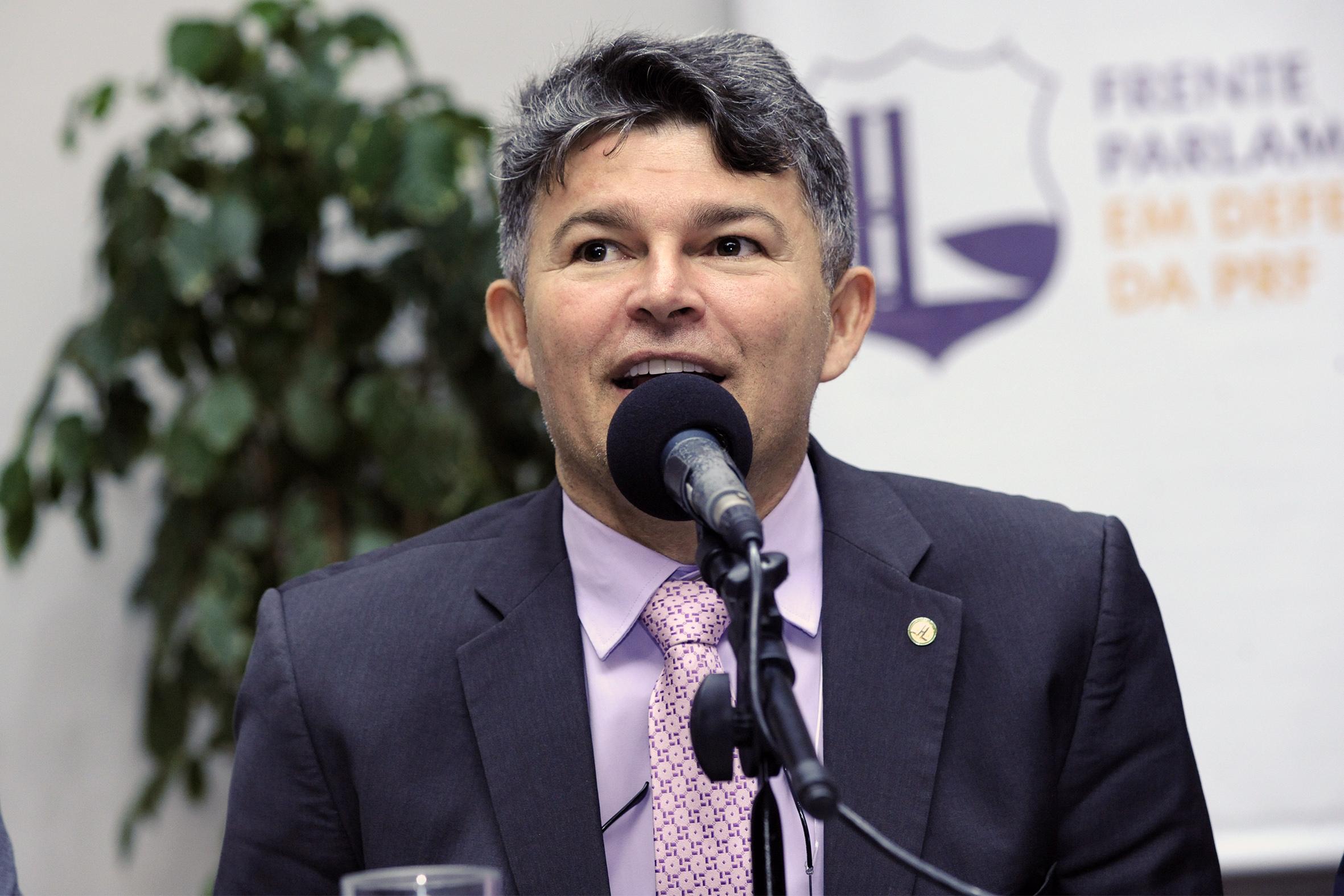 Lançamento das Frentes. Dep. José Medeiros (PODE - MT)