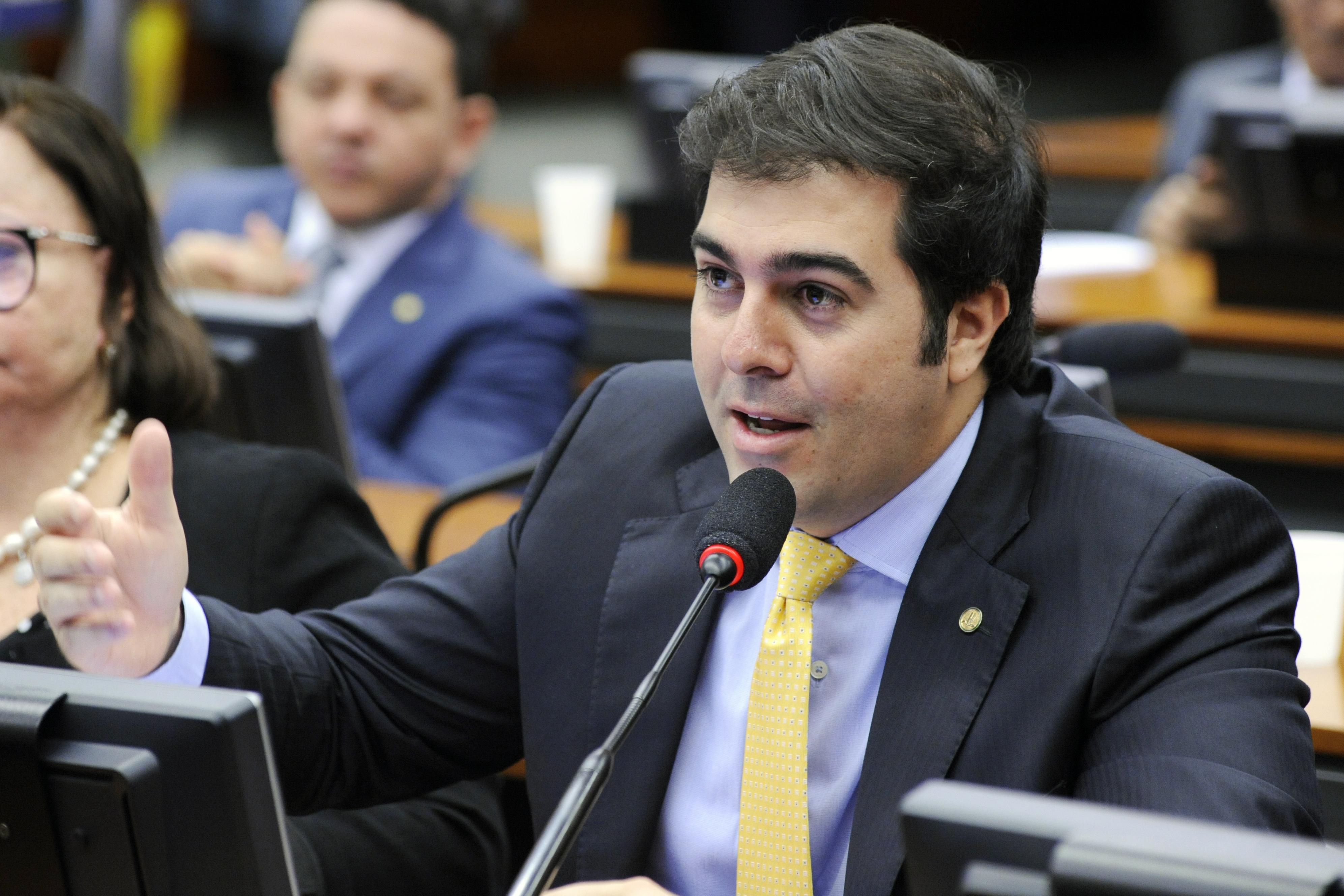 Reunião ordinária. Dep. Franco Cartafina (PP - MG)