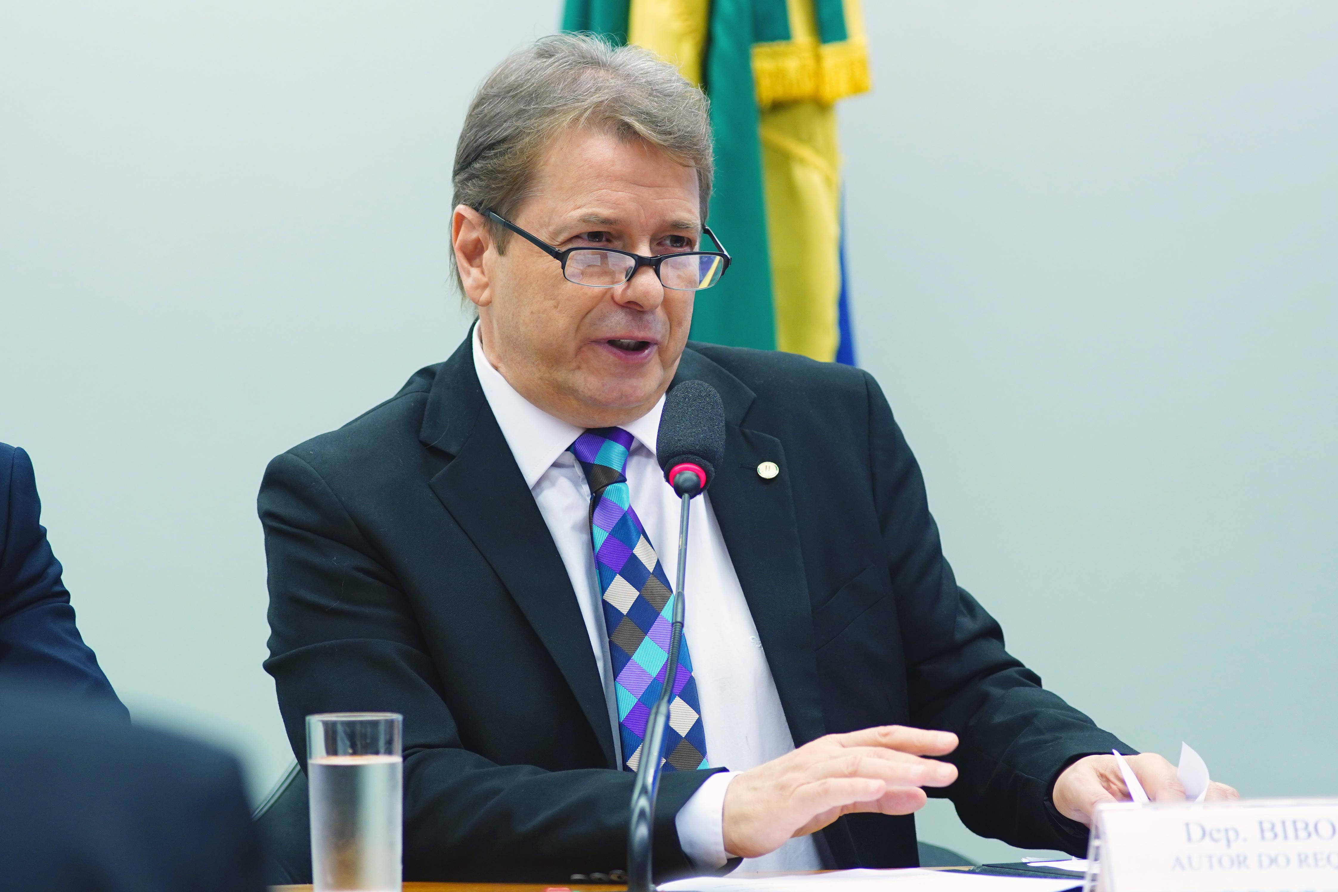 Audiência pública sobre a questão das tecnologias de reconhecimento facial para aplicação em segurança pública no Brasil. Dep. Bibo Nunes (PSL - RS)