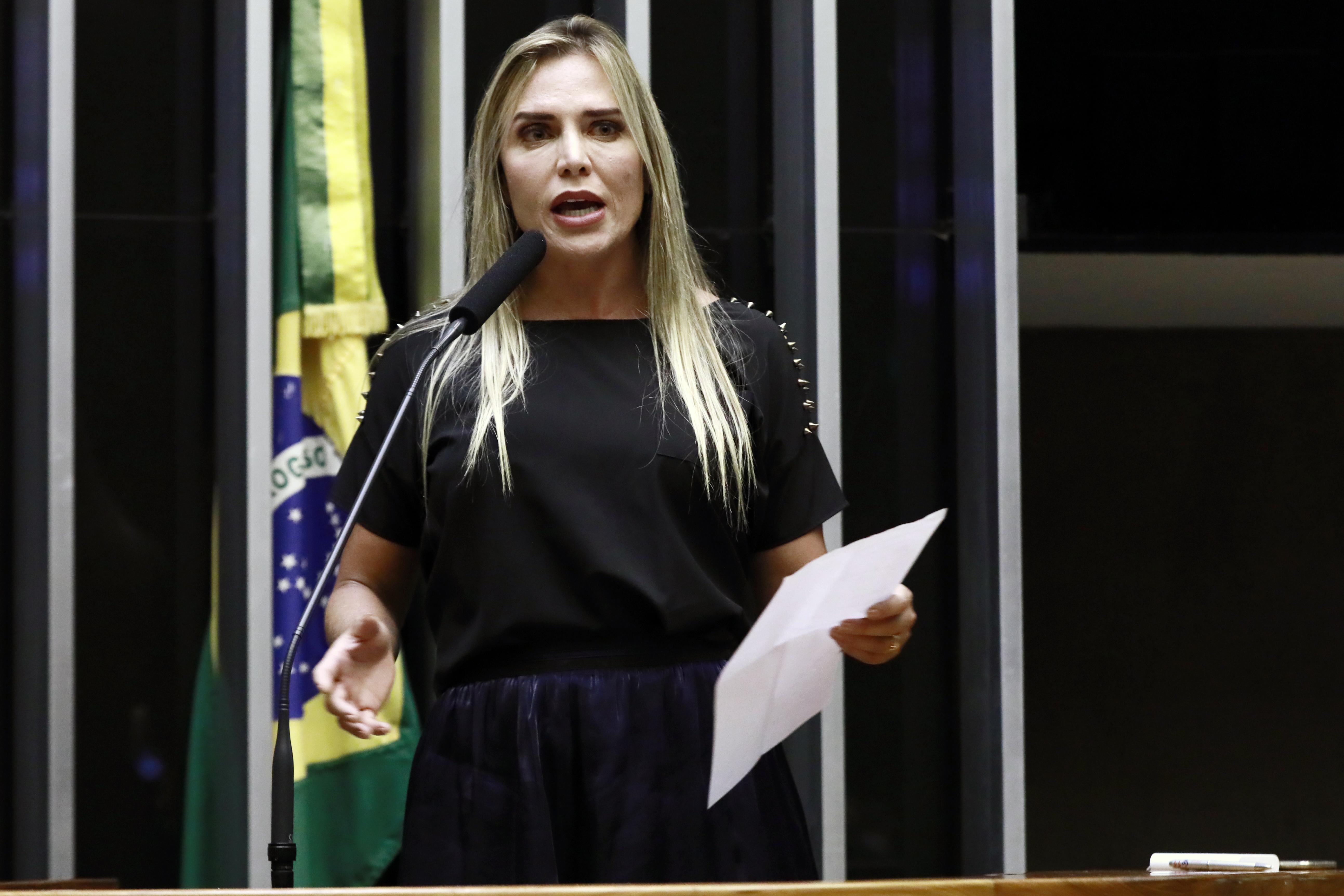 Ordem do dia para discussão e votação de diversos projetos. Dep. Celina Leão (PP - DF)