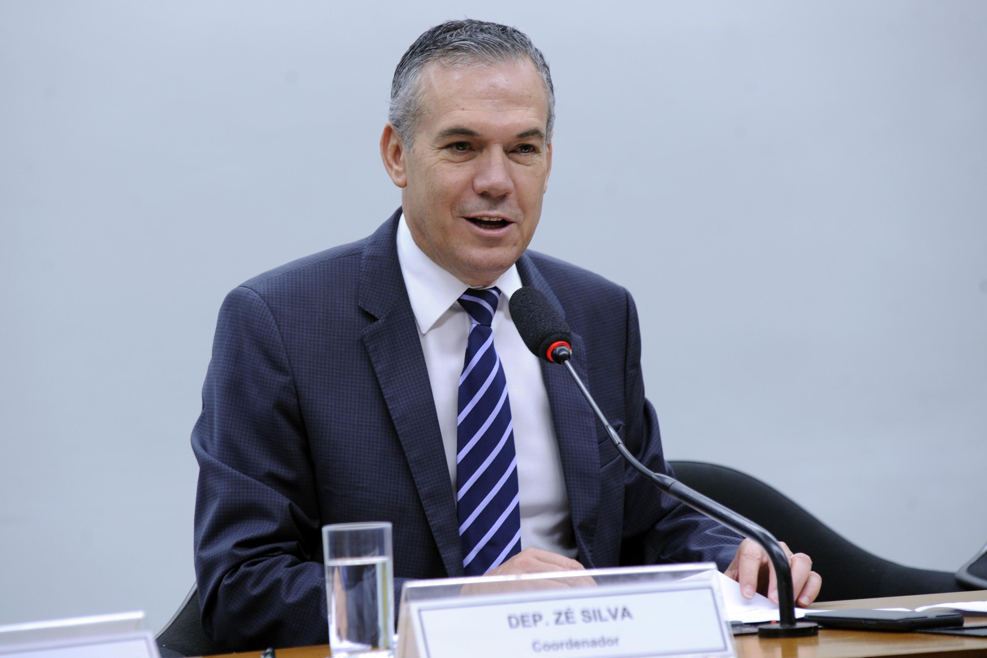 Reunião ordinária. Dep. Zé Silva (SOLIDARIEDADE - MG)