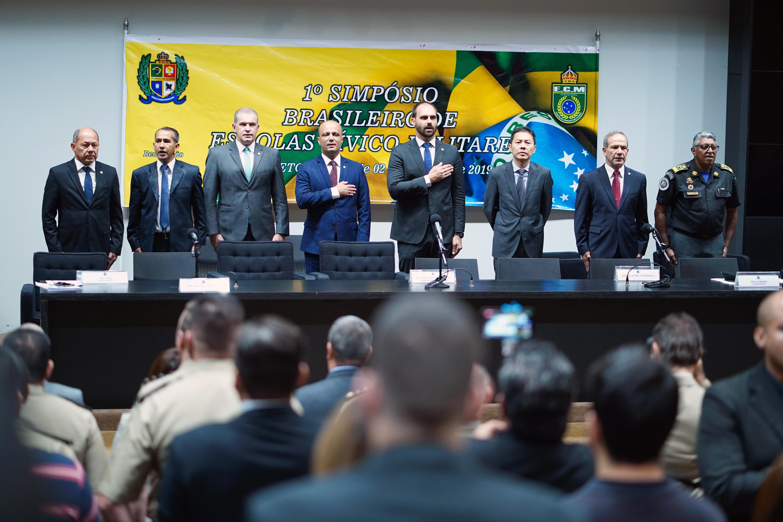 1º Simpósio Brasileiro de Escolas Cívico-Militares