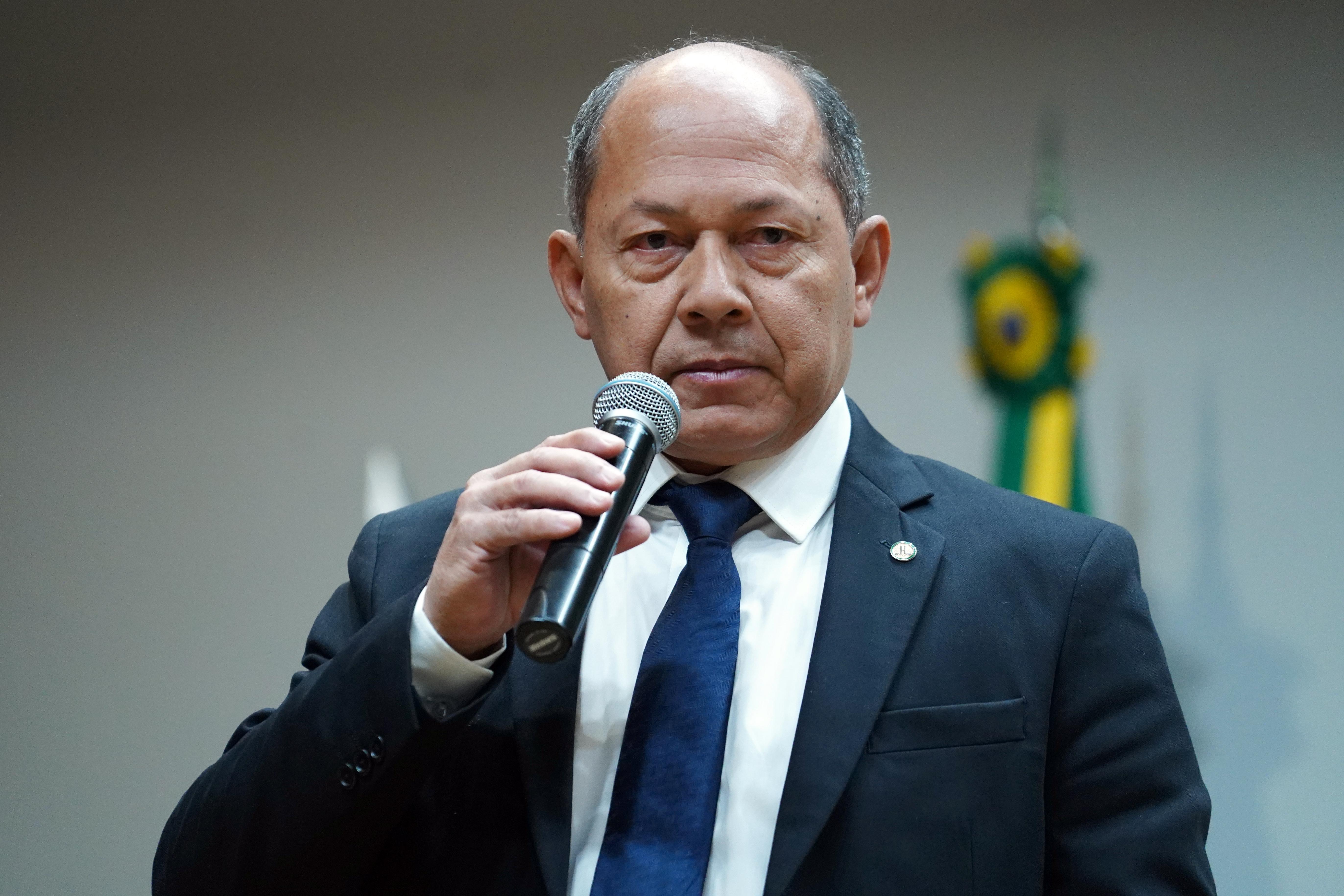 1º Simpósio Brasileiro de Escolas Cívico-Militares. Dep. Coronel Chrisóstomo (PSL - RO)