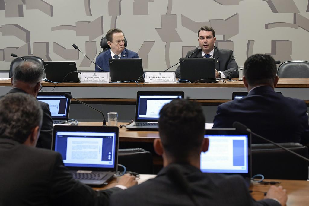 Comissão mista MP 866/18 Infraero NAV Brasil