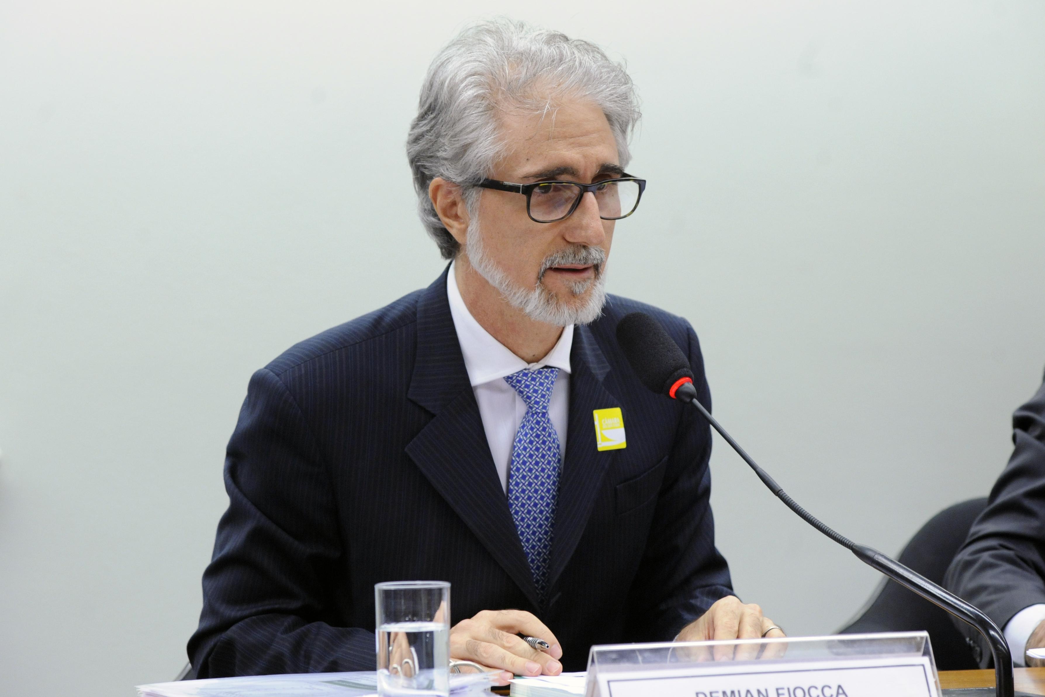 Reunião ordinária. Ex-Presidente do Banco Nacional de Desenvolvimento Econômico e Social - BNDES, DEMIAN FIOCCA