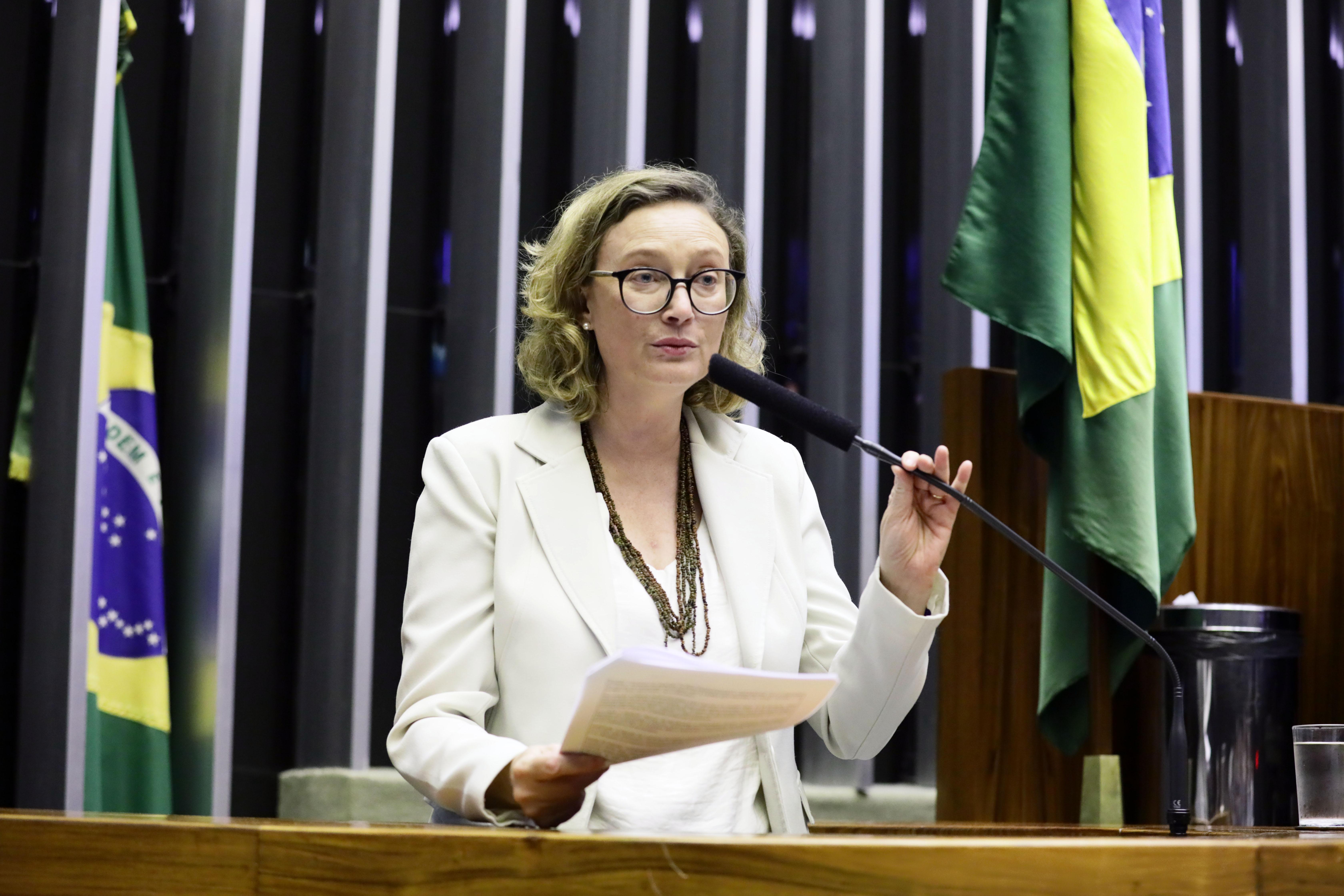Ordem do dia para discussão e votação de diversos projetos. Dep. Maria do Rosário (PT-RS)