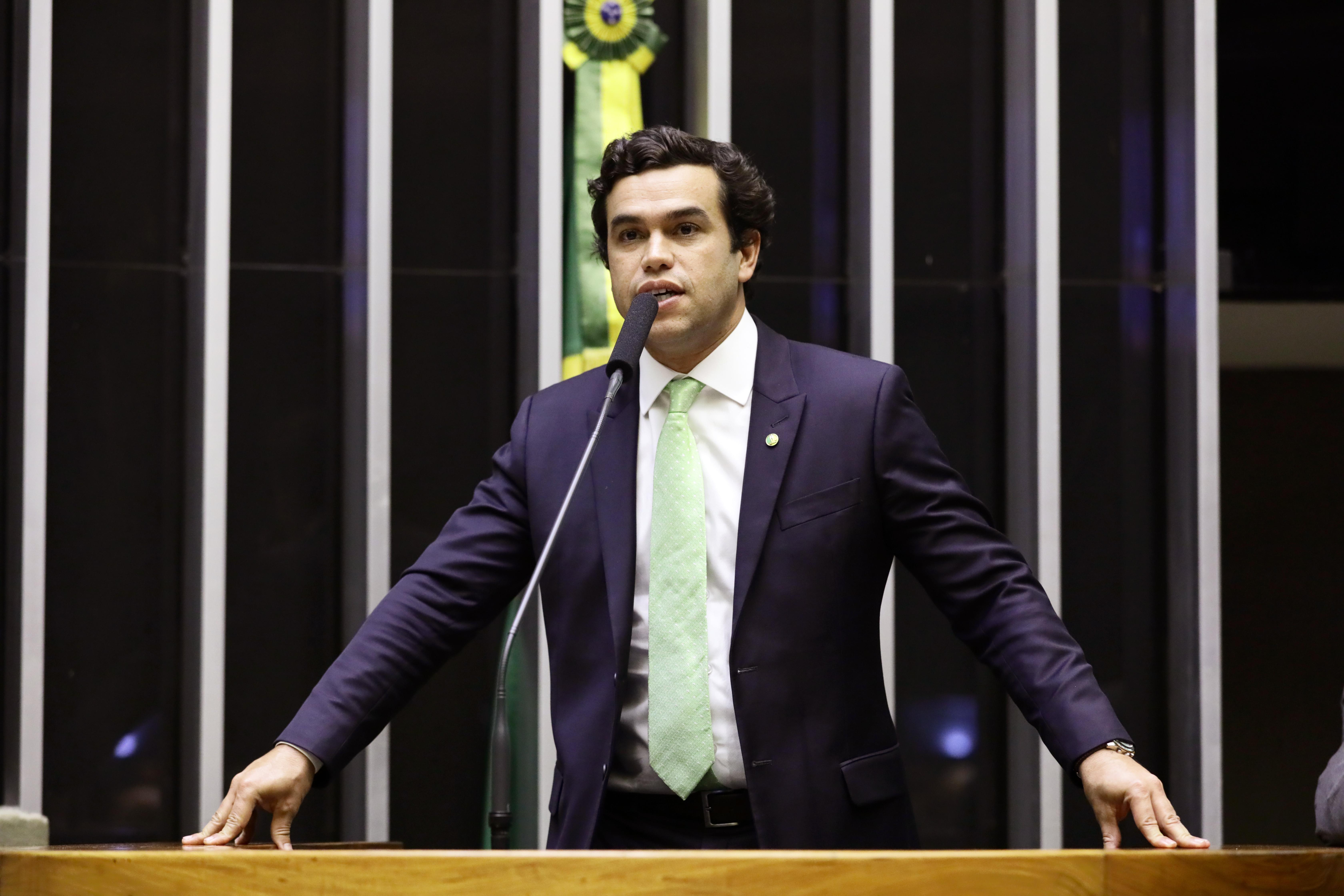 Ordem do dia para discussão e votação de diversos projetos. Dep. Beto Pereira (PSDB - MS)