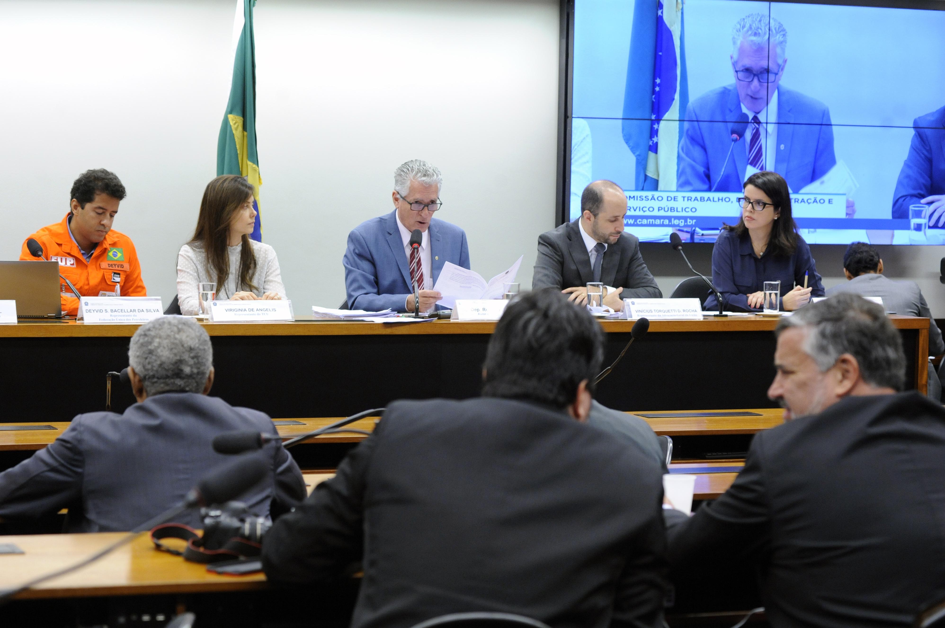 Audiência pública sobre o Acordo de Assunção de Compromissos firmado entre o Ministério Público Federal e a Petrobras