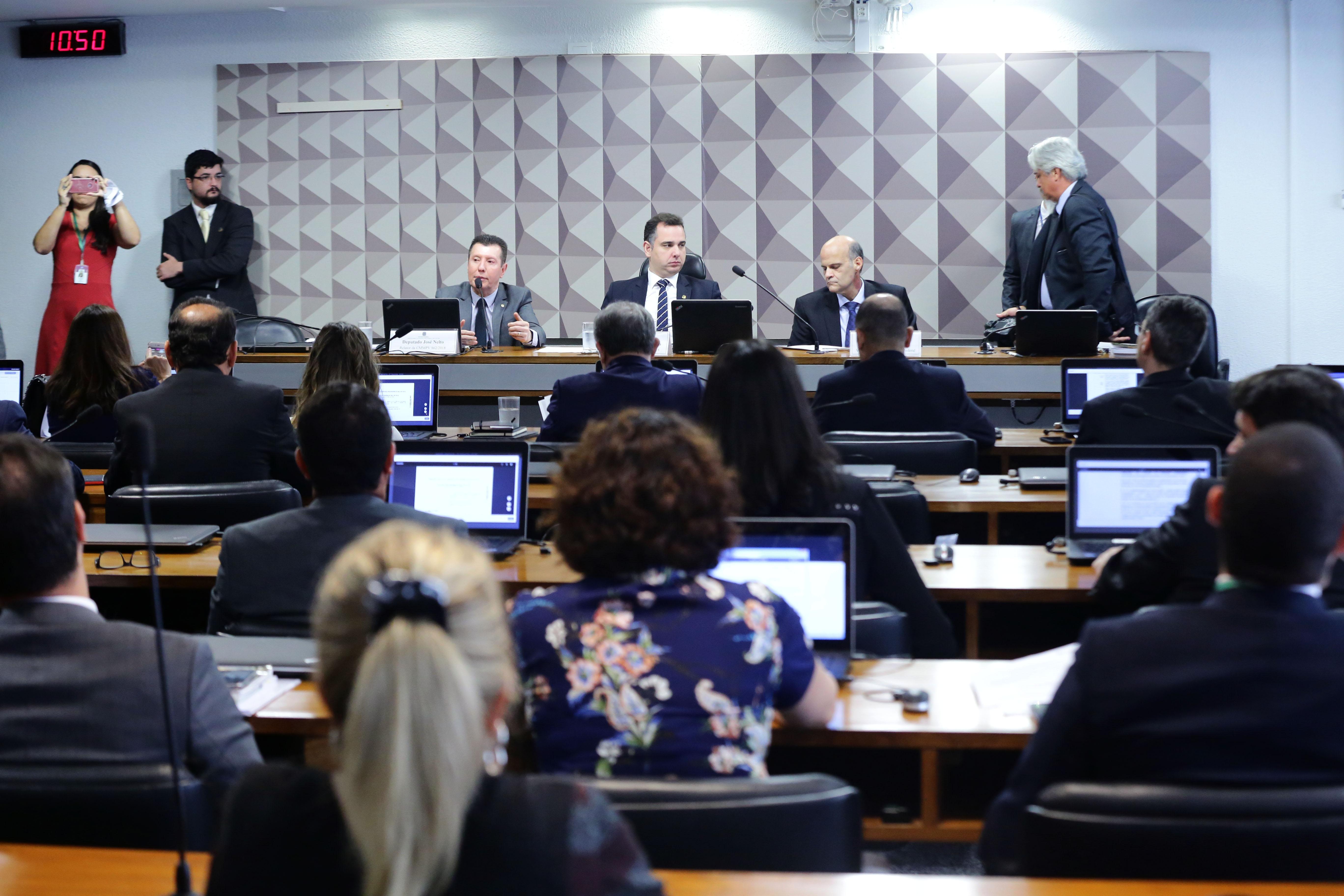Comissão Mista da Medida Provisória nº 862, que Altera a Lei nº 13.089, de 12 de janeiro de 2015, que institui o Estatuto da Metrópole