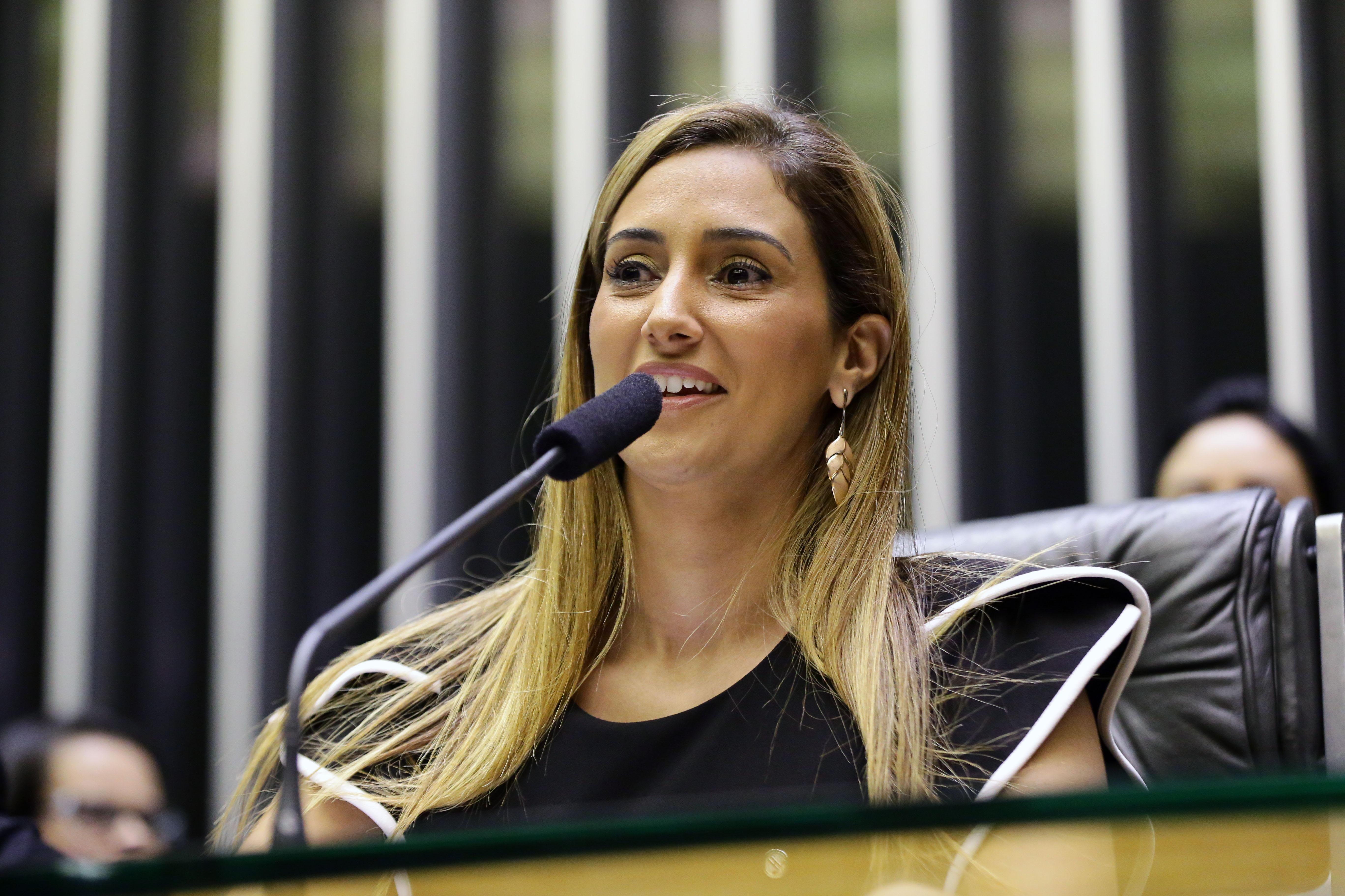 Homenagem ao 59º Aniversário de Brasília. Dep. Flávia Arruda (PR-DF)