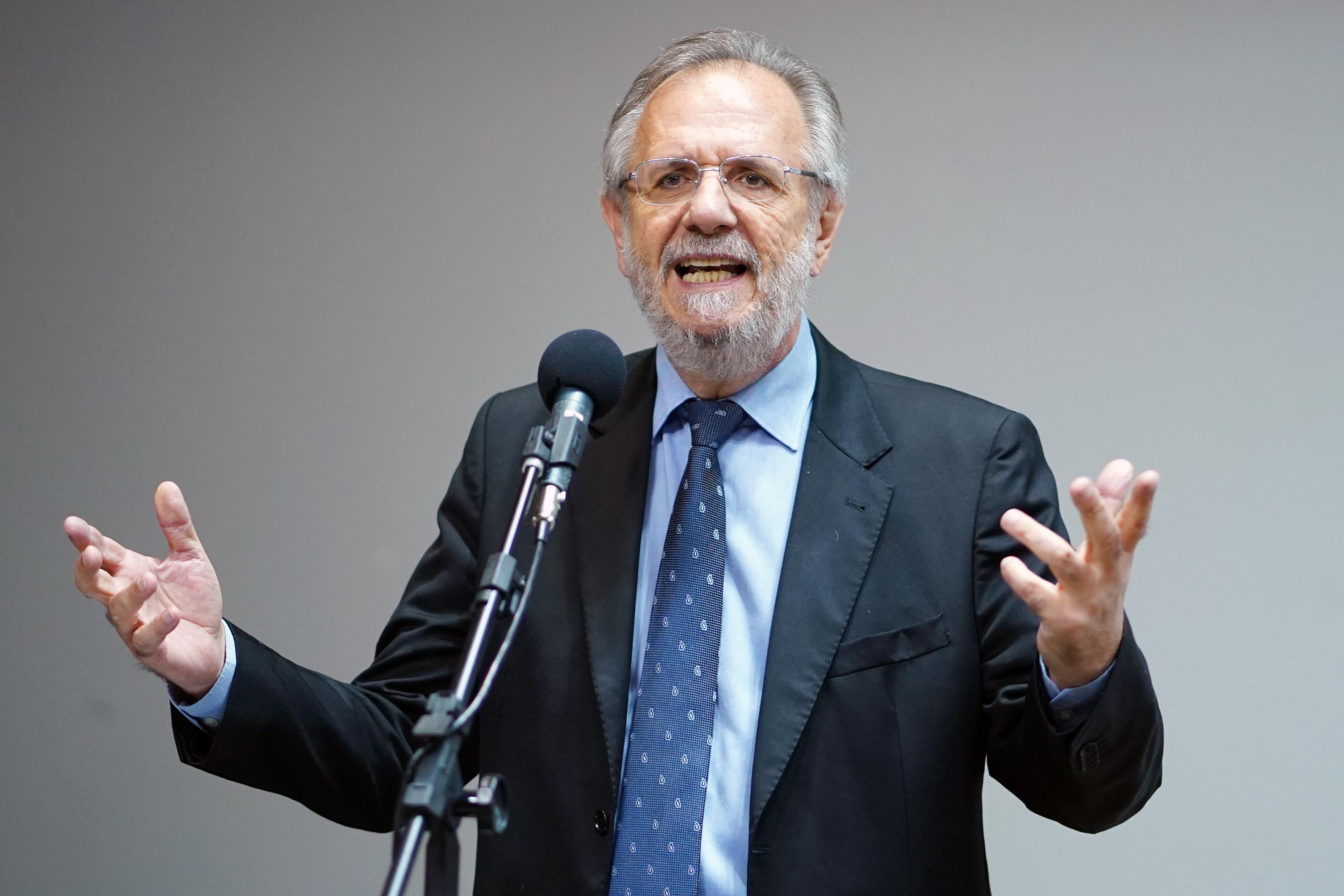 Seminário: O Regime Próprio e do Regime Geral da Reforma da Previdência. Ex-Ministro do Trabalho e Previdência Social, Miguel Rossetto