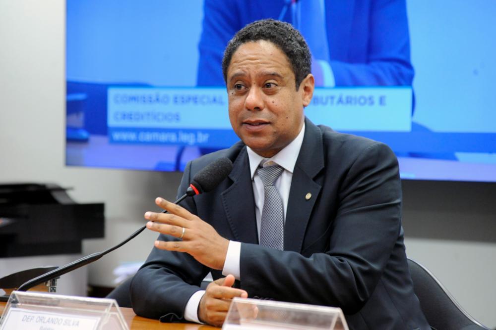 Instalação e Eleição do presidente e dos vice-presidentes. Dep. Orlando Silva (PCdoB - SP)