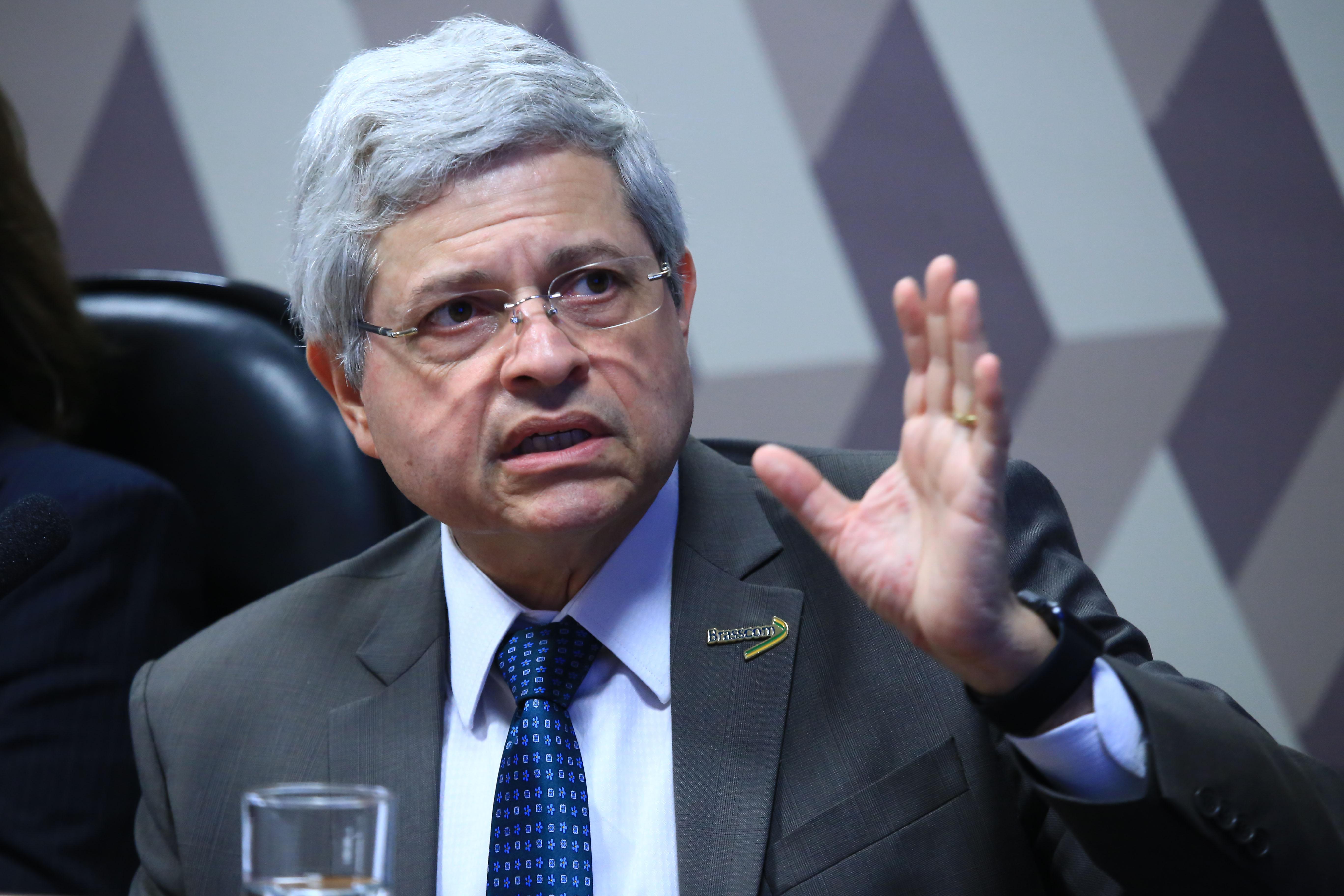 Comissão Mista sobre a MP 869/18, para dispor sobre a Proteção de Dados Pessoais e para criar a Autoridade Nacional de Proteção de Dados. Presidente Executivo da Brascom, Sergio Paulo Gallindo