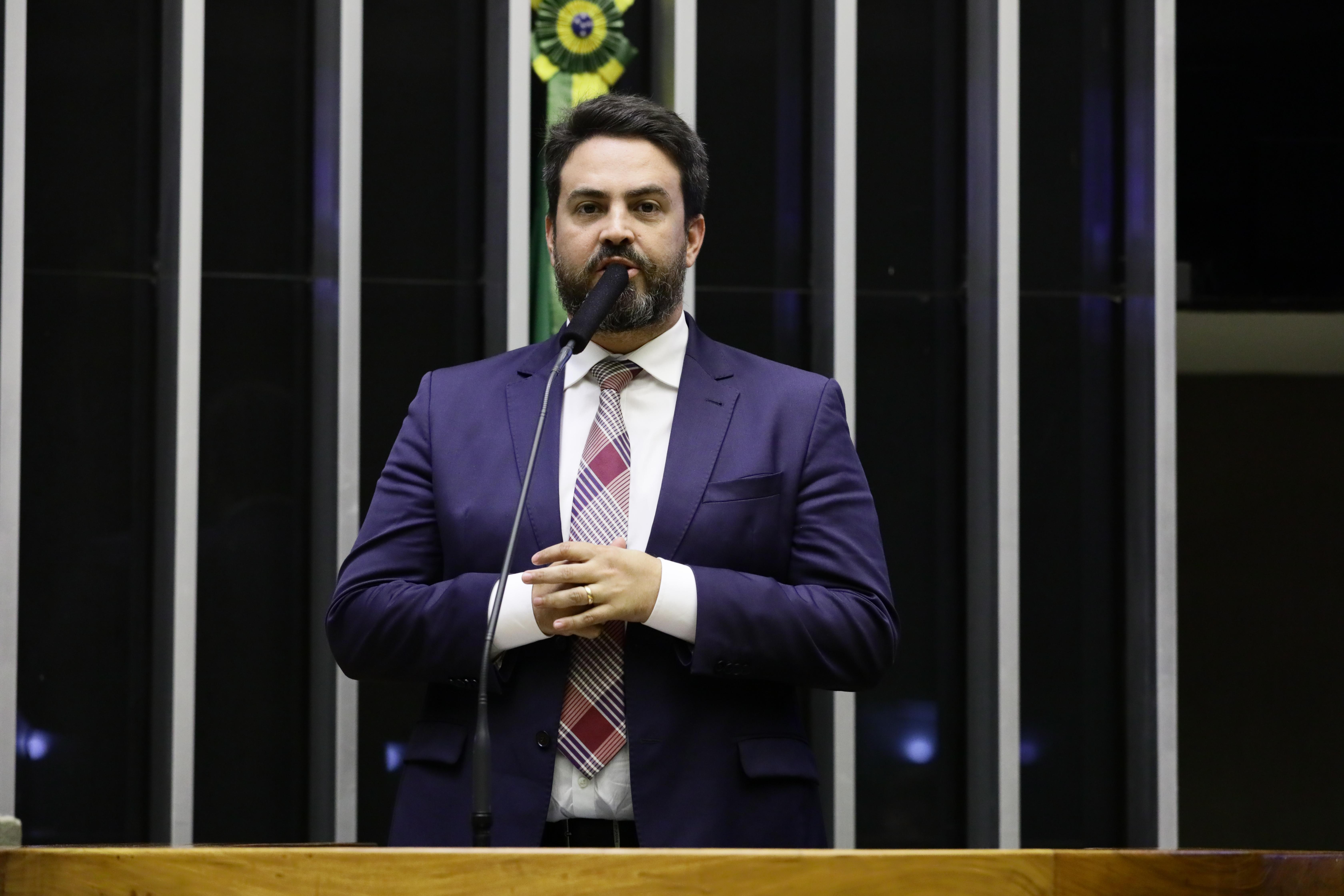 Sessão deliberativa ordinária. Dep. Léo Moraes (PODE - RO)