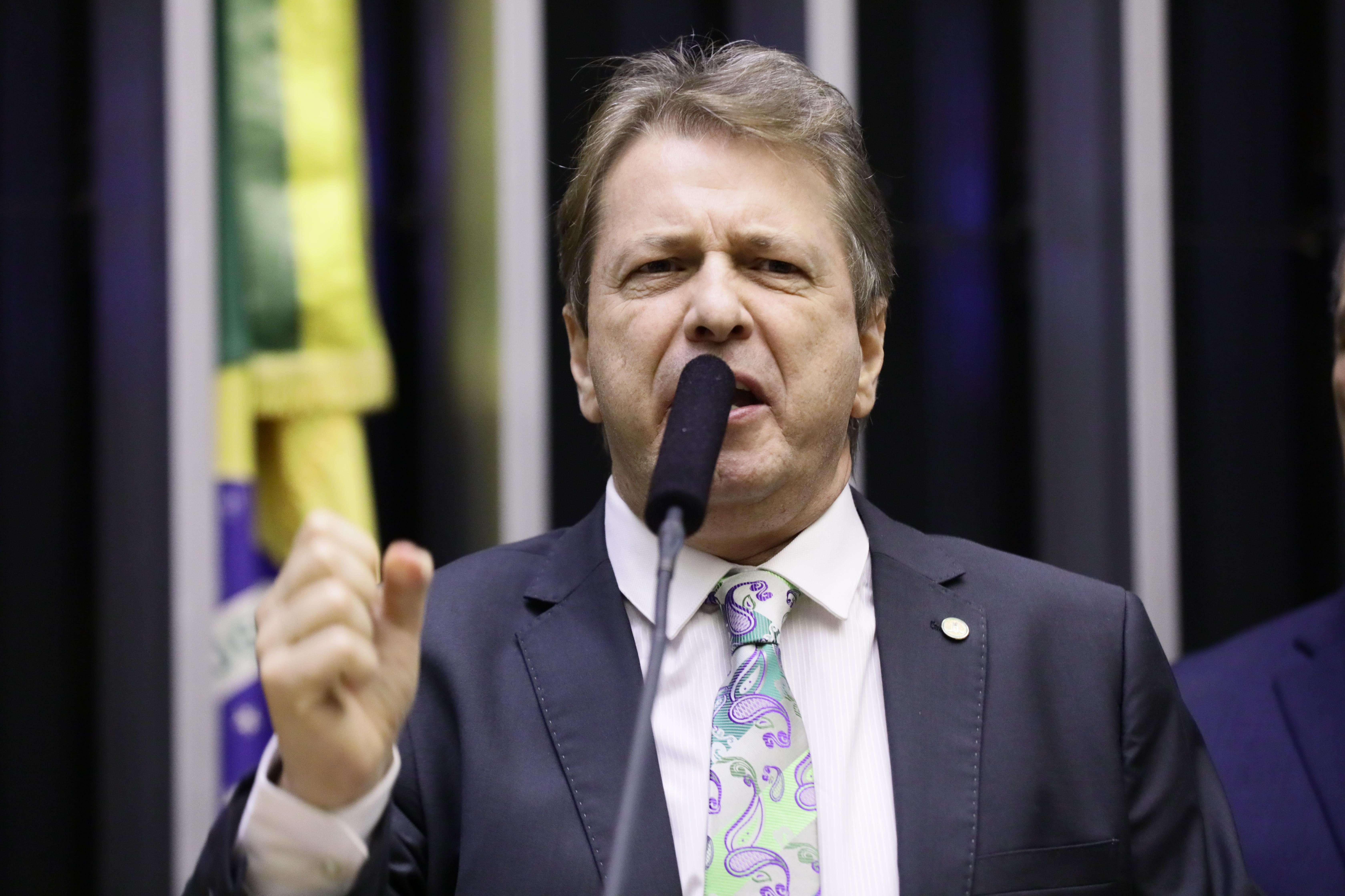 Sessão deliberativa ordinária. Dep. Bibo Nunes (PSL-RS)