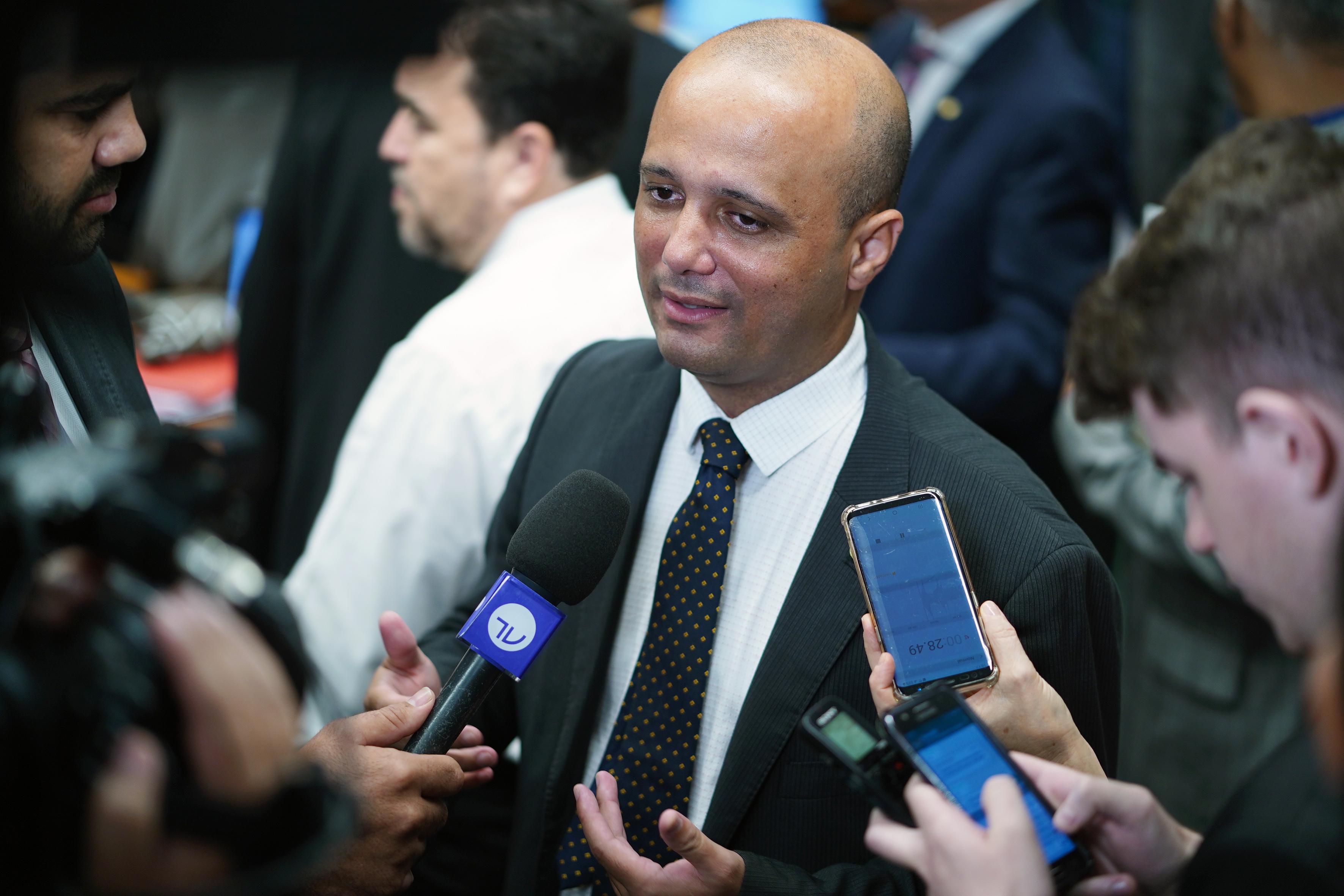 Reunião ordinária. Líder do governo, dep. Major Vitor Hugo (PSL - GO)
