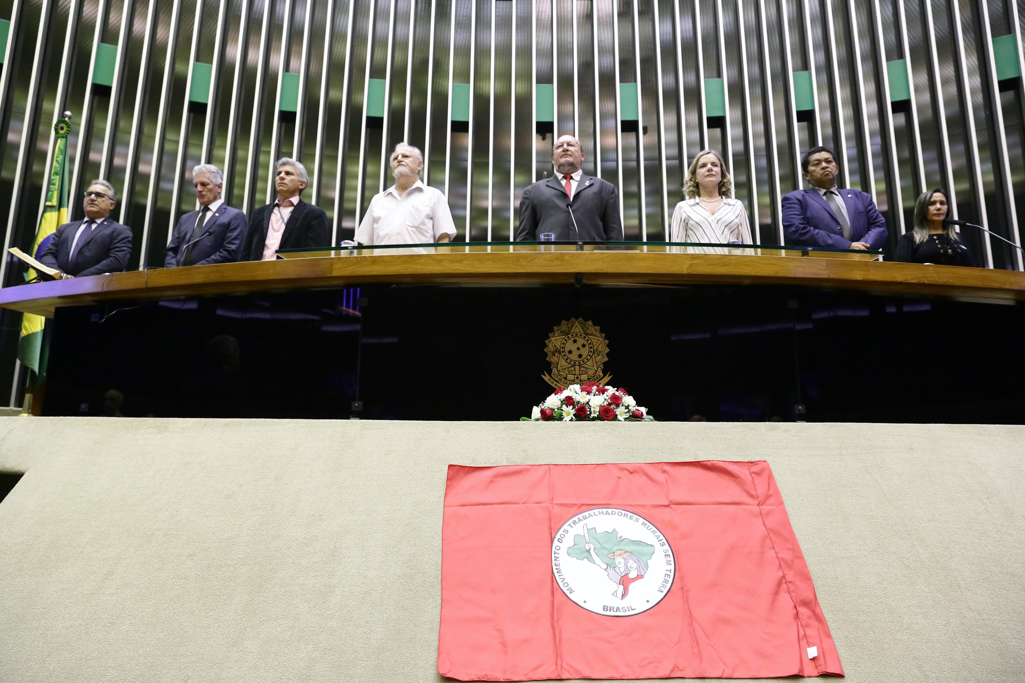 Homenagem Ao Dia Nacional De Luta Pela Reforma Agrária