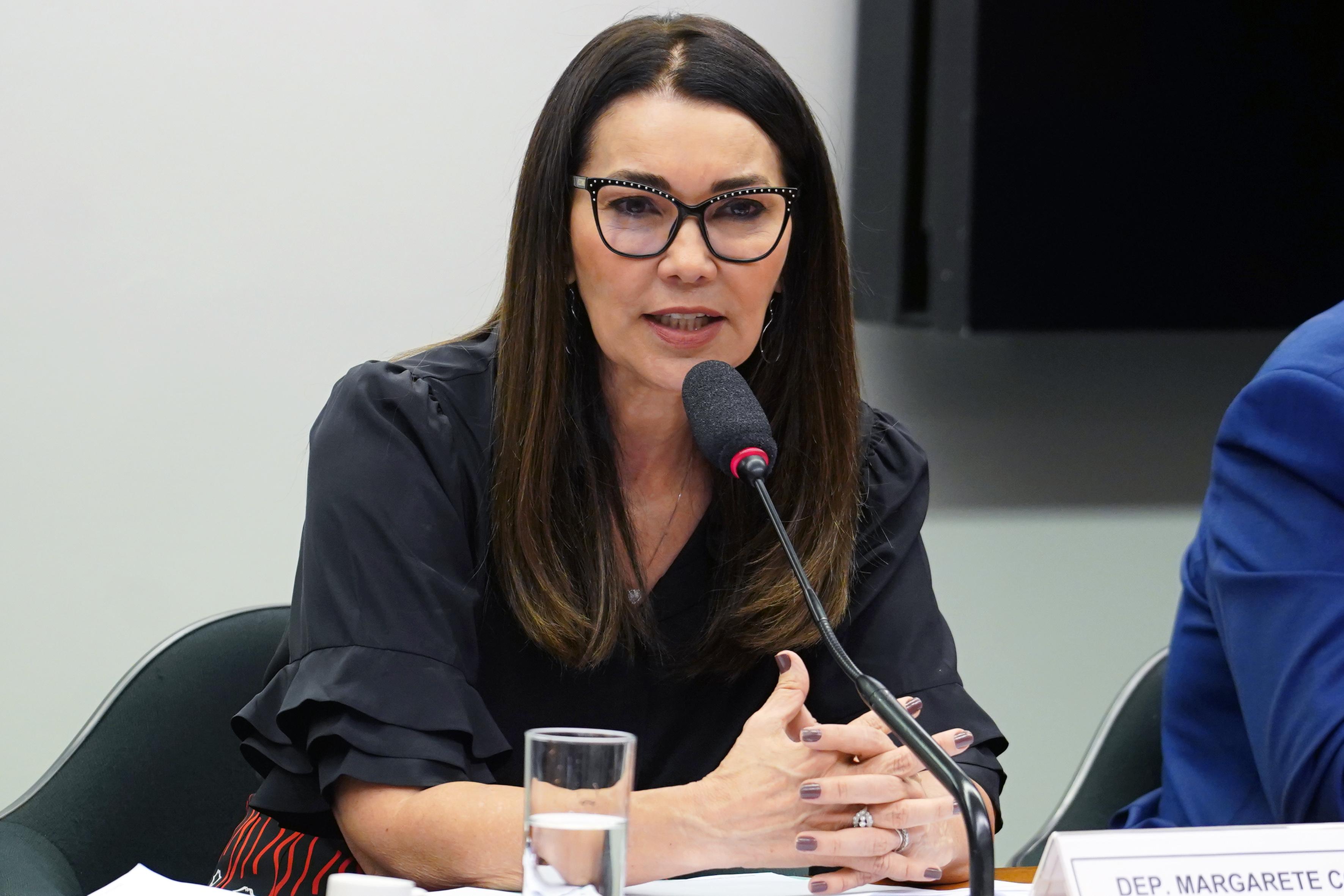 Audiência pública e reunião ordinária. Dep. Margarete Coelho (PP - PI)