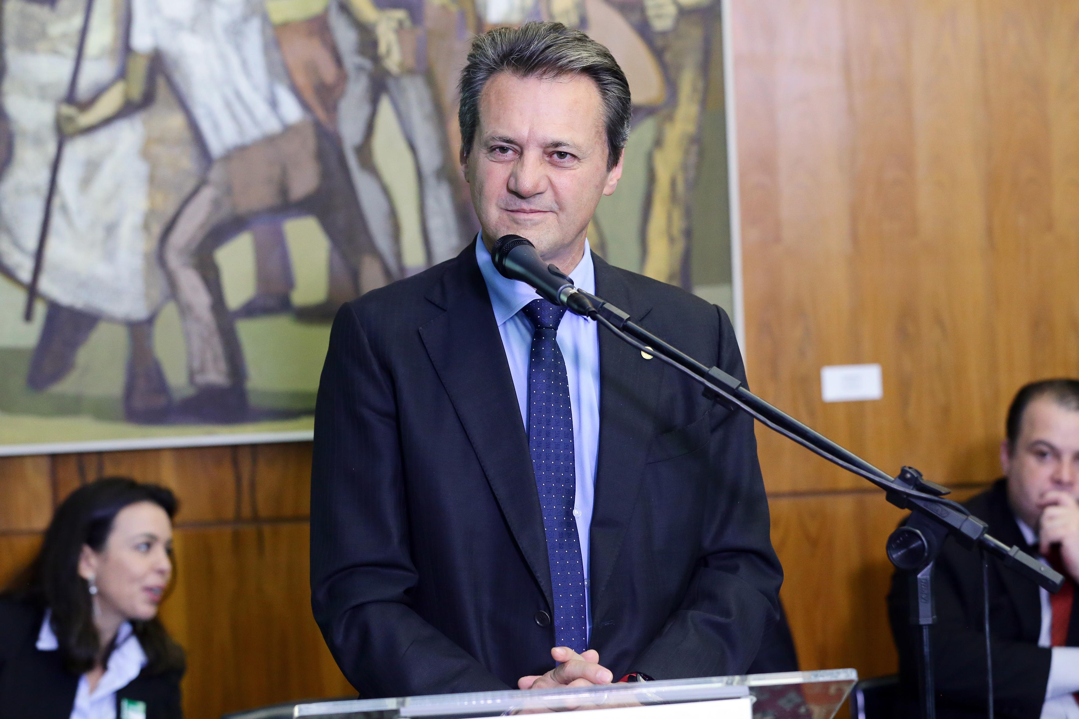 Lançamento da Frente. Dep. Giovani Cherini (PR - RS)