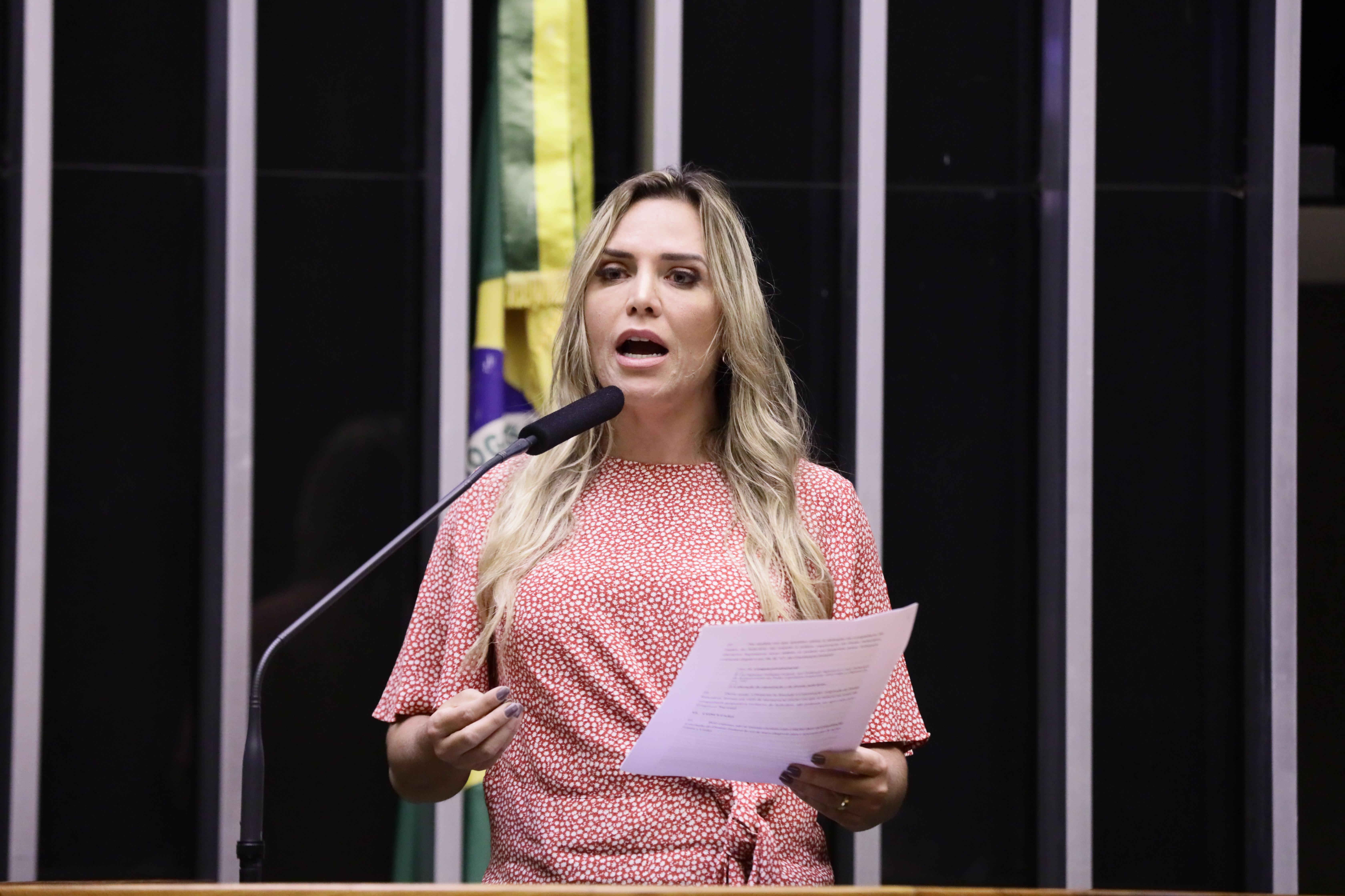 Sessão Não Deliberativa de Debates. Dep. Celina Leão (PP-DF)